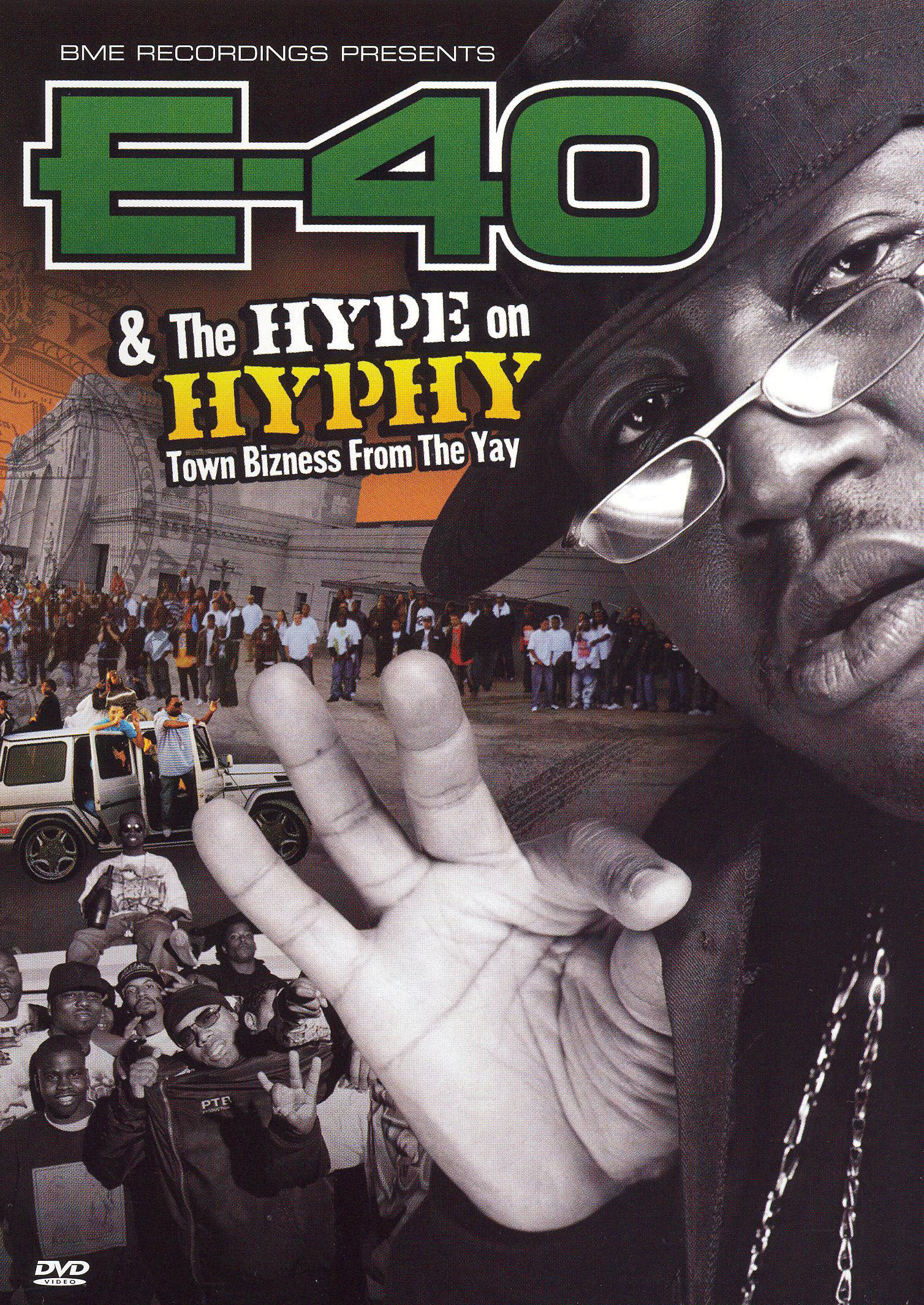 E-40 and The Hype on Hyphy