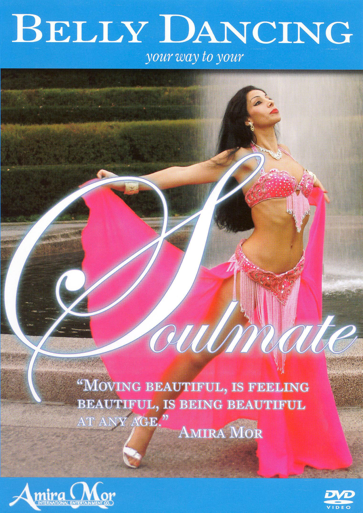 Belly Dance Your Way to Your Soul