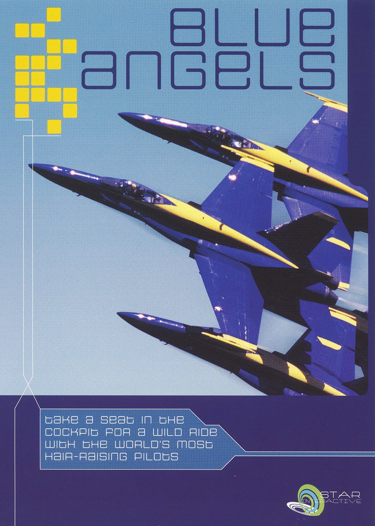 Jets: Altitude & Attitude, Vol. 4 - Blue Angels