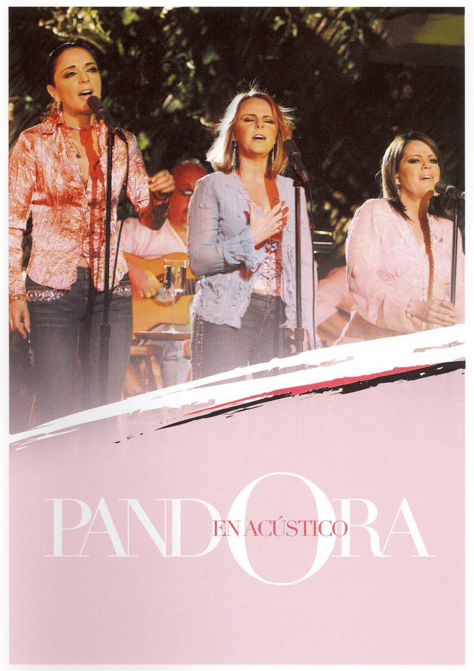 Pandora: En Acustico
