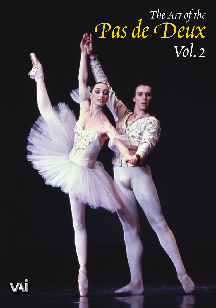 The Art of the Pas de Deux, Vol. 2