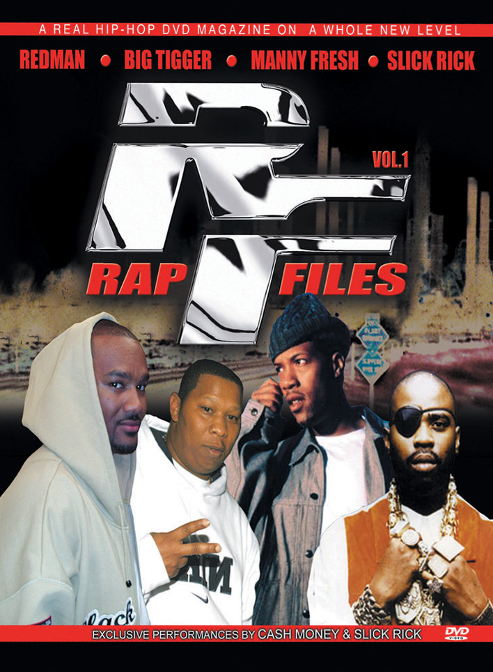 Rap Files, Vol. 2