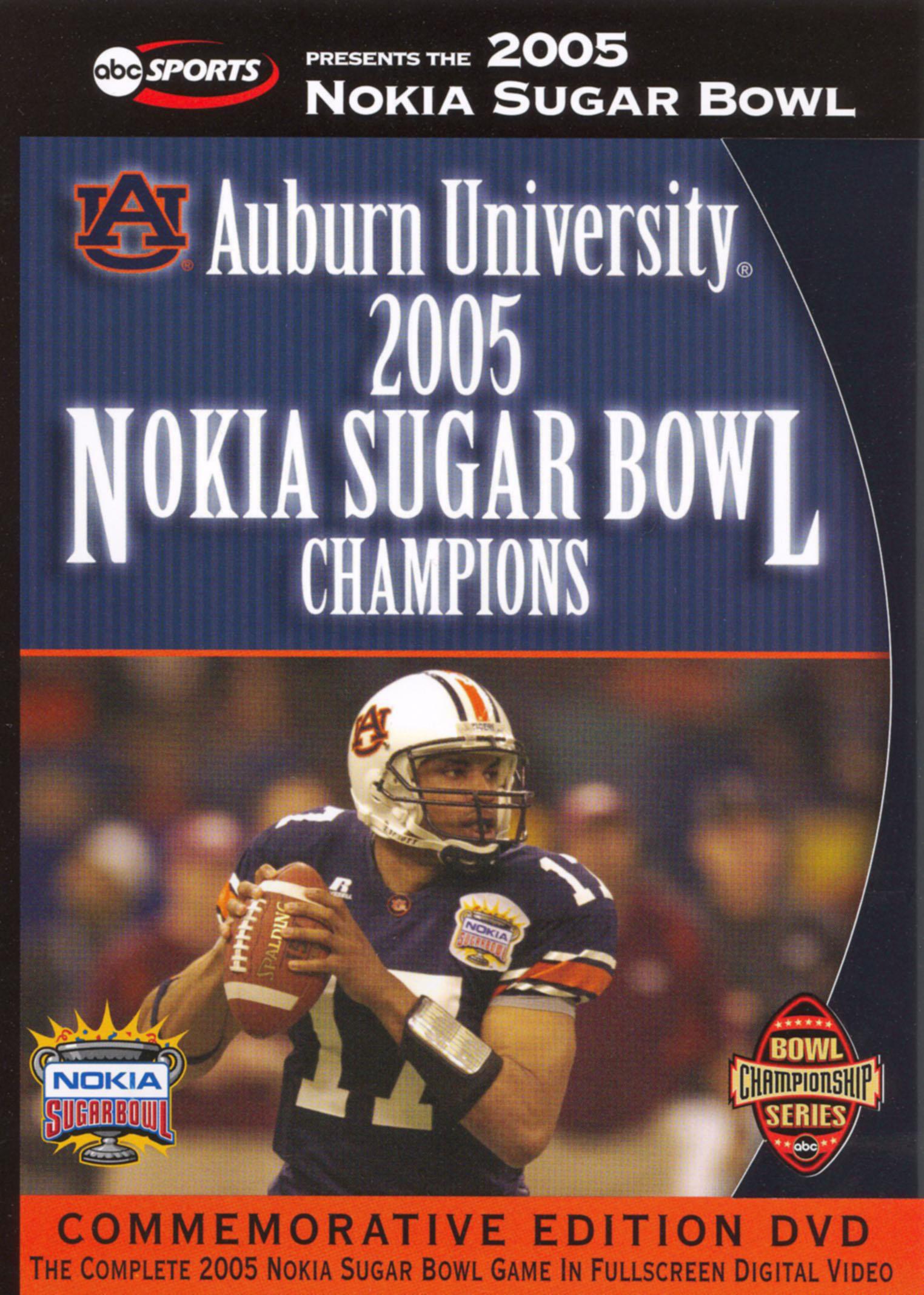 2005 Sugar Bowl Commemorative Edition - Auburn