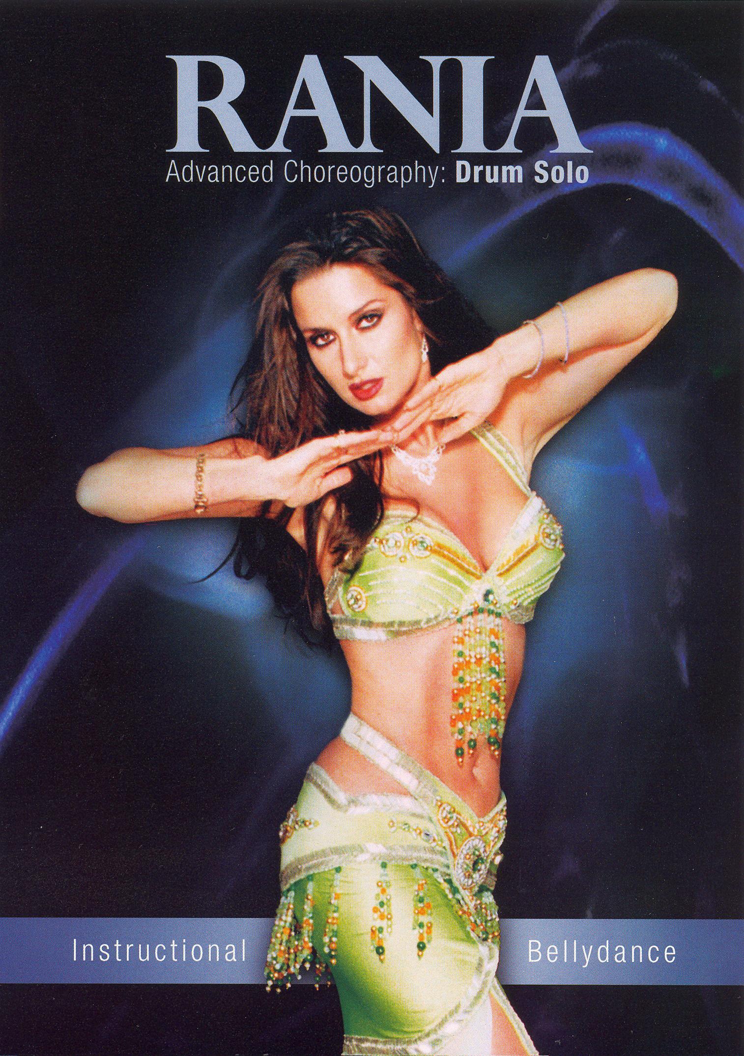 Rania: Advanced Choreography - Drum Solo