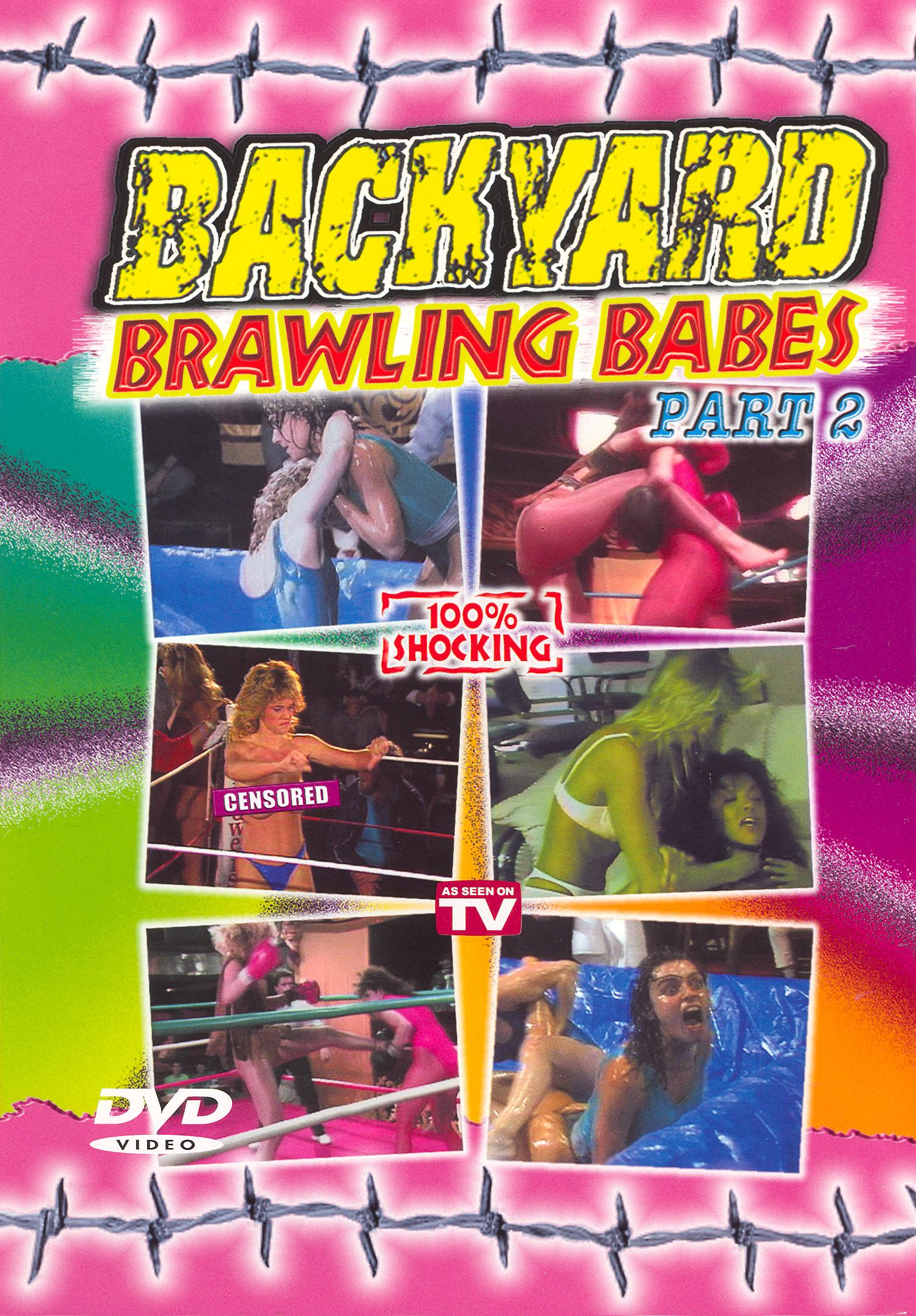 Backyard Brawling Babes, Vol. 2