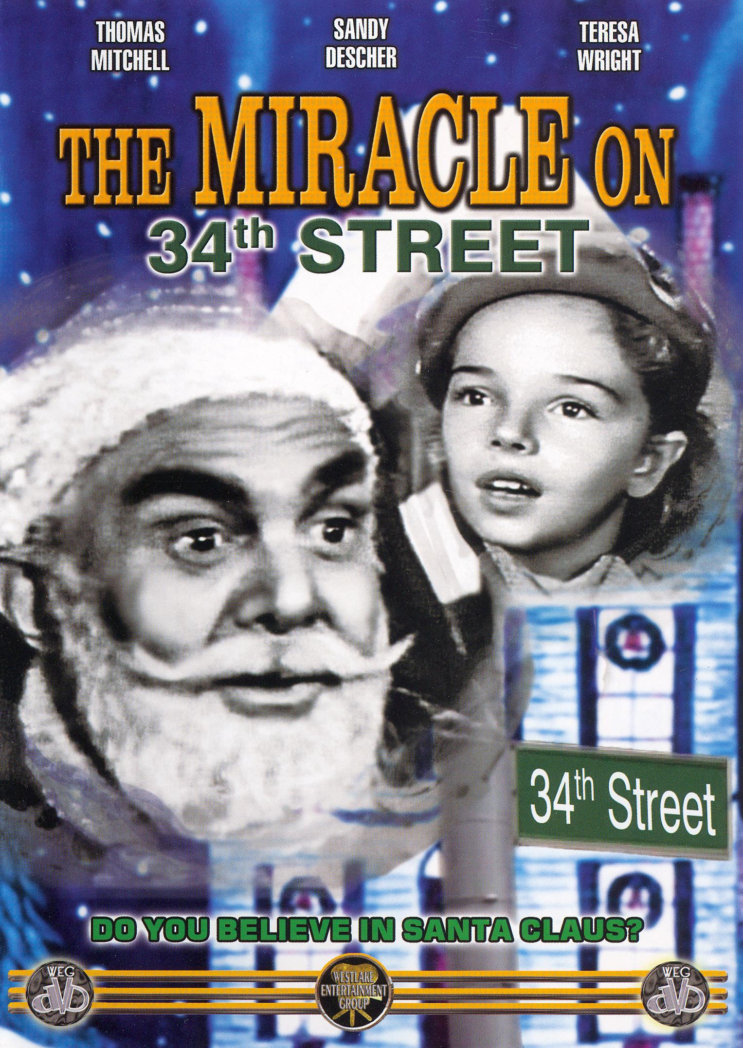 The Hour of Stars: Miracle on 34th Street
