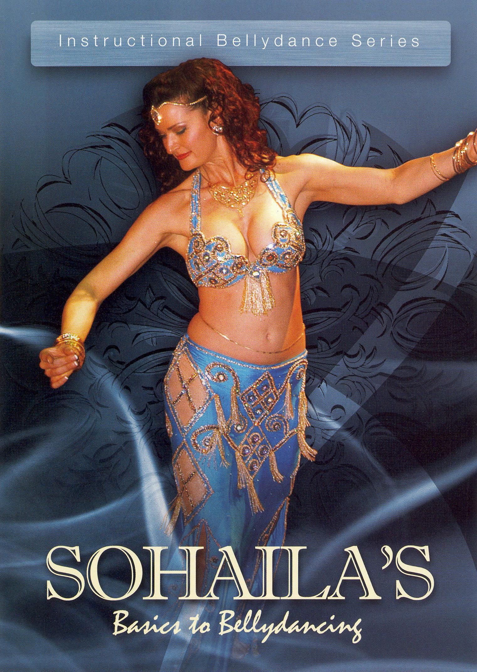Sohaila's Basics to Bellydancing