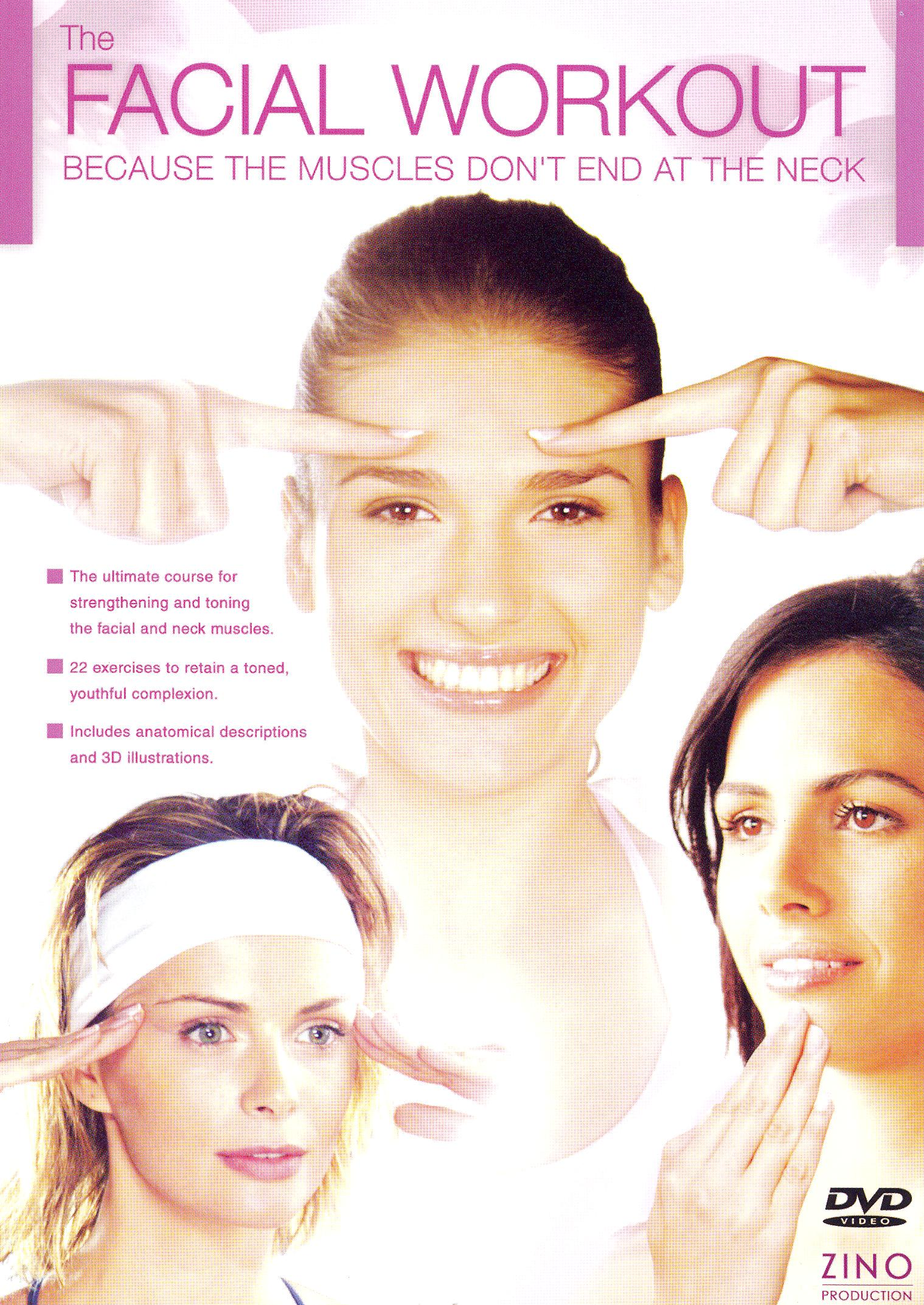 Tal Reinhart: Facial Workout - Because the Muscles Don't End at the Neck