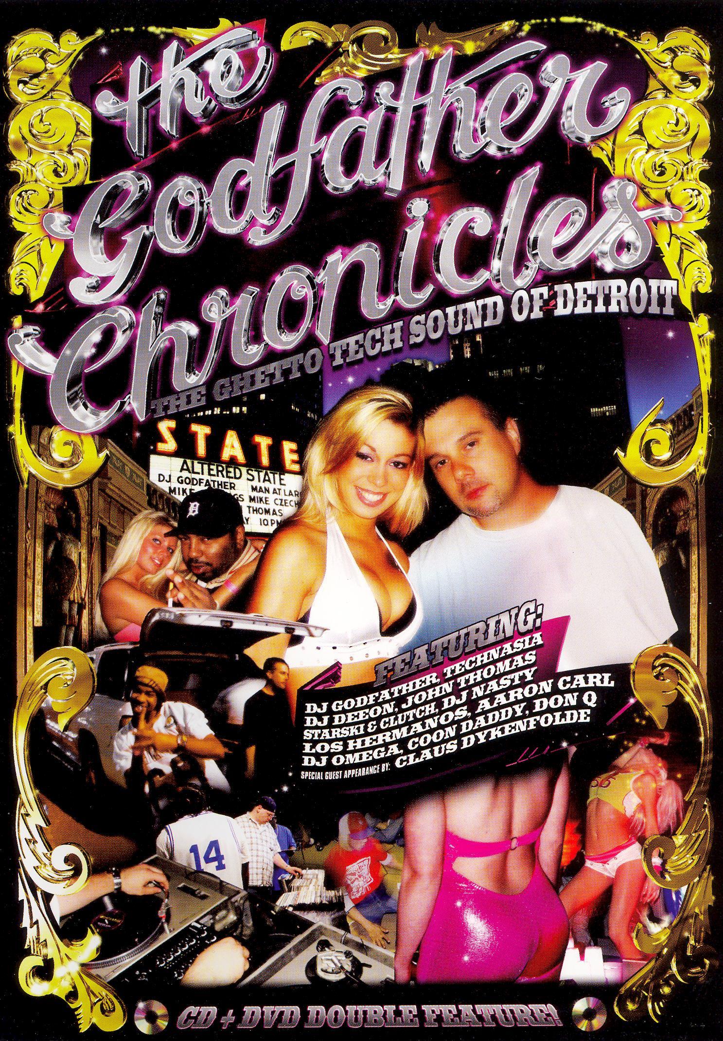 DJ Godfather: Godfather Chronicles