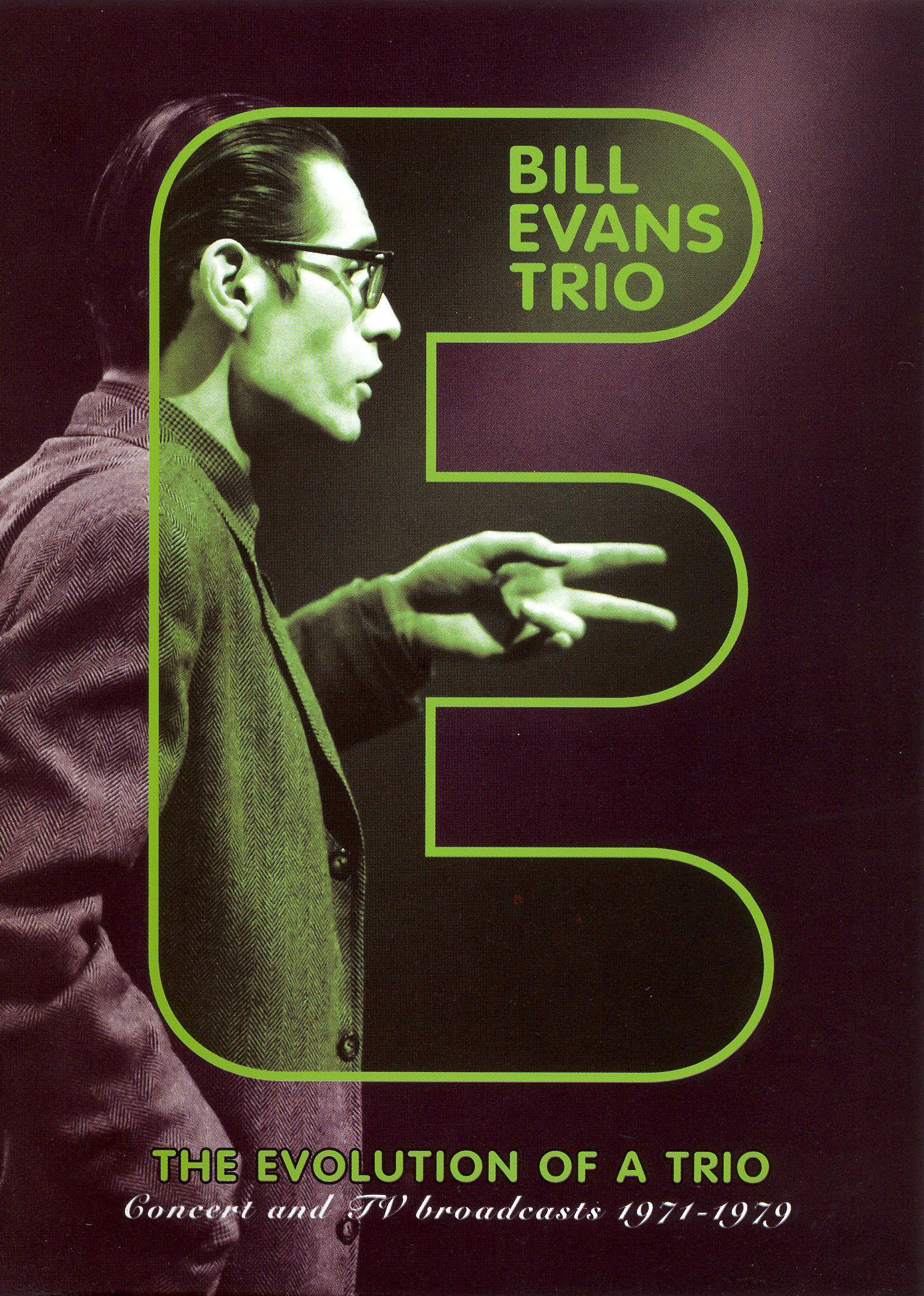 The Bill Evans Trio: Evolution of a Trio