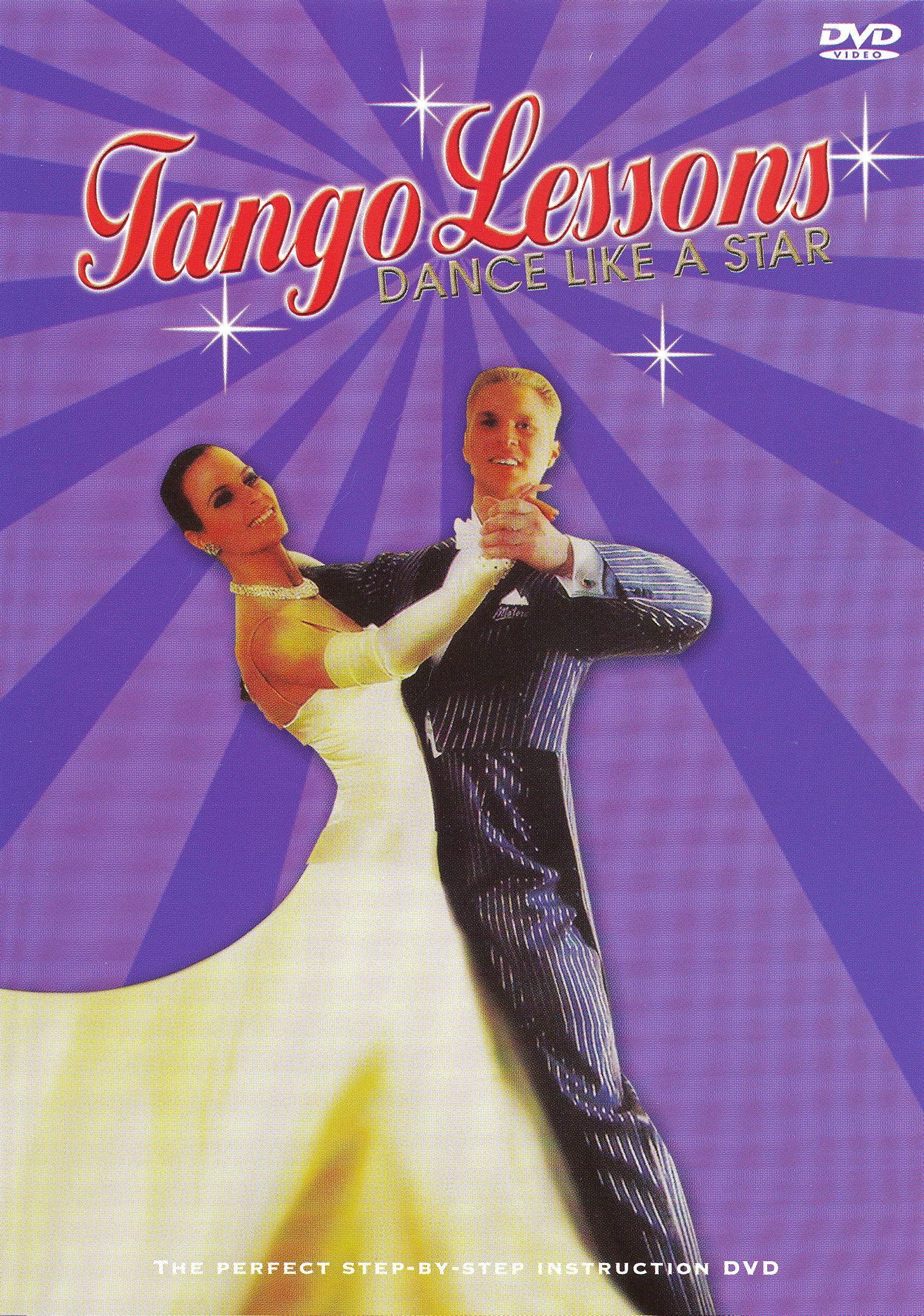 Dance Like a Star: Tango Lessons