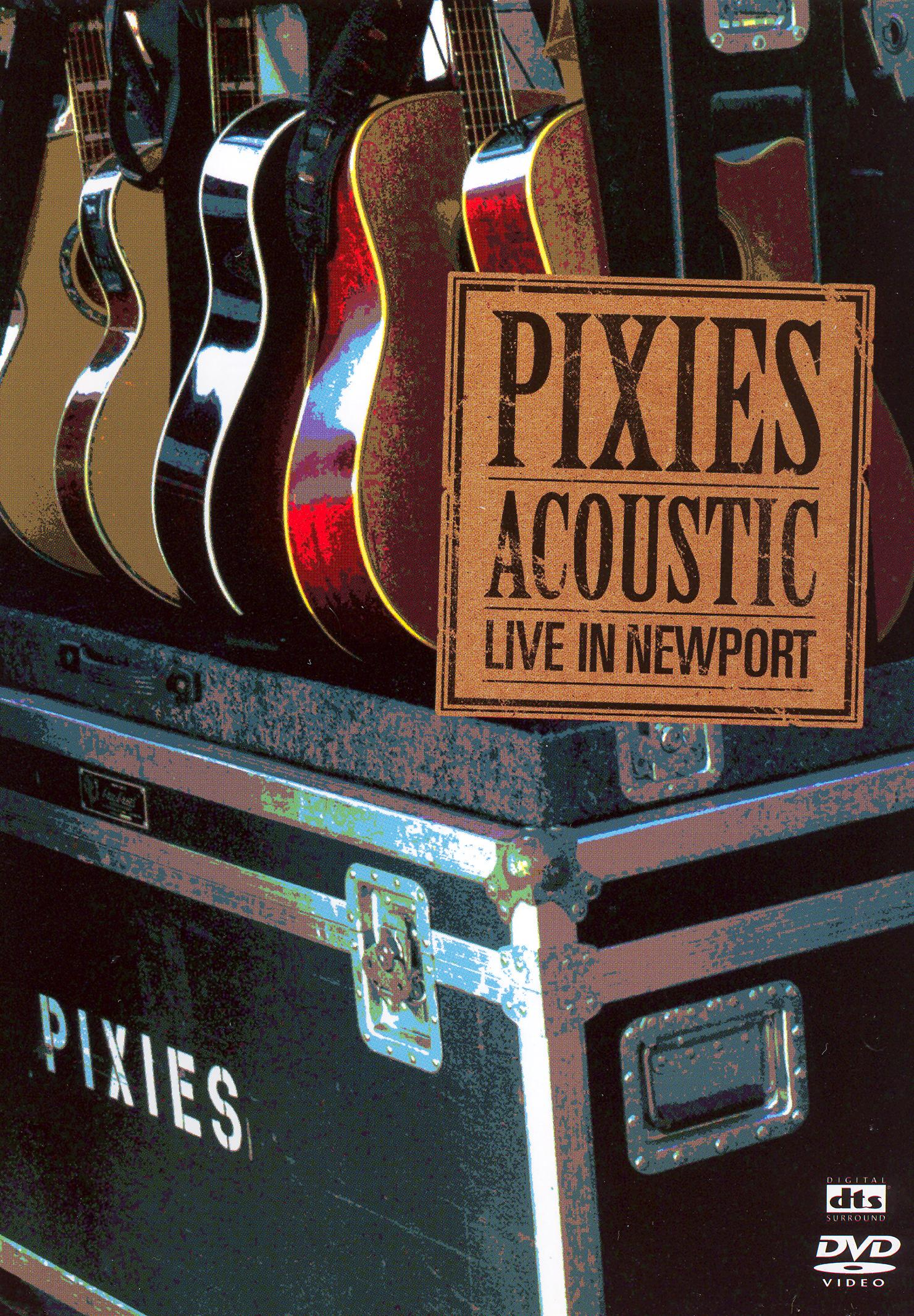 Pixies: Acoustic - Live in Newport