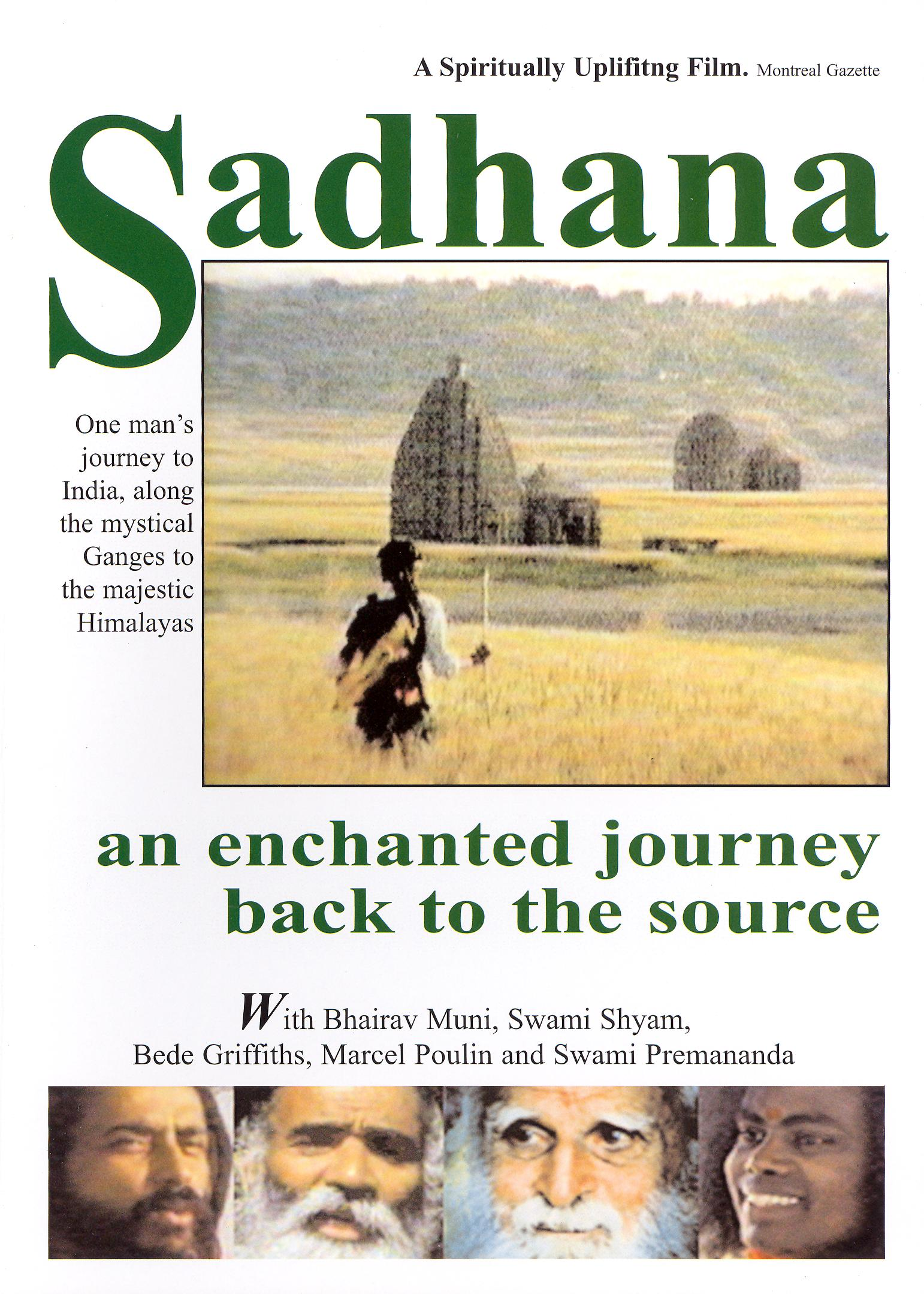 Sadhana: Back to the Source
