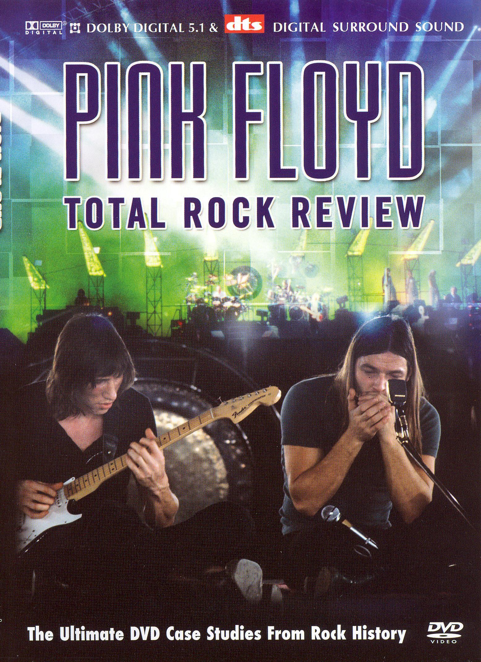 Total Rock Review: Pink Floyd