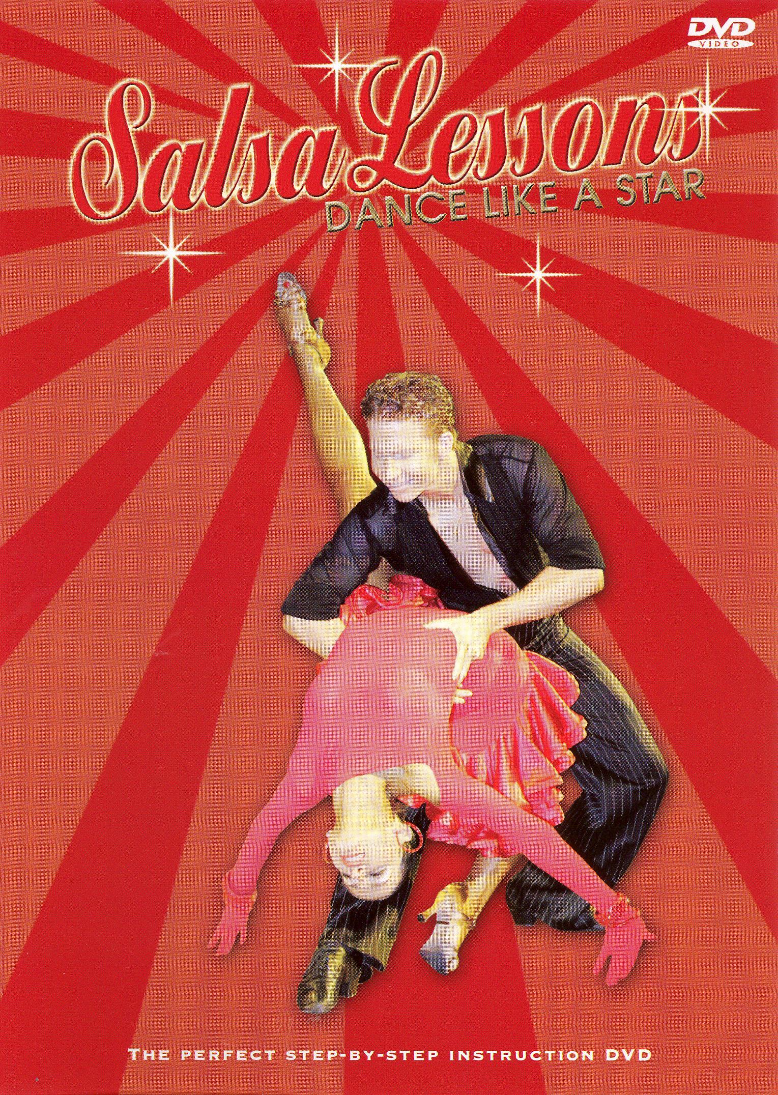 Dance Like a Star: Salsa Lessons