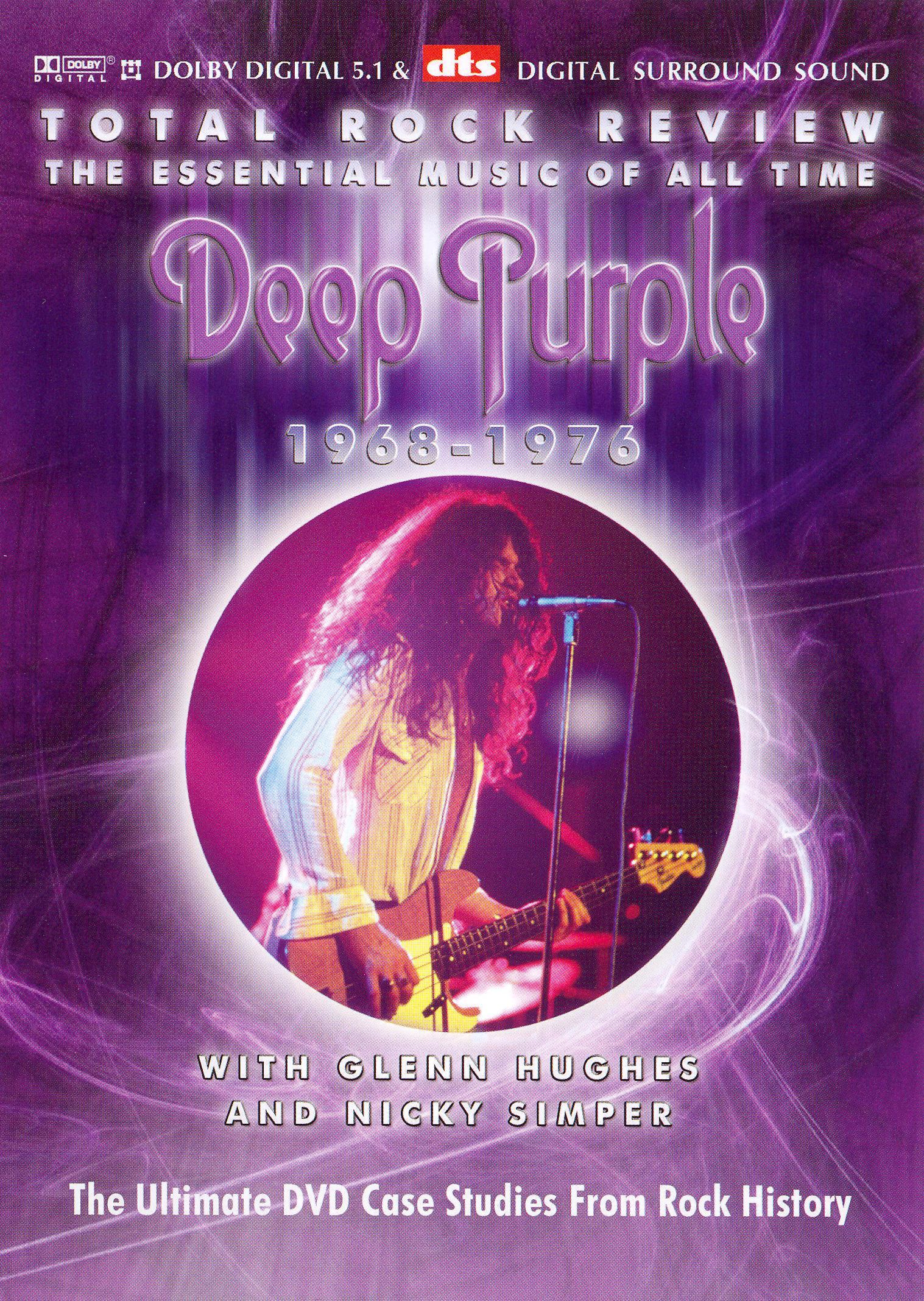 Total Rock Review: Deep Purple