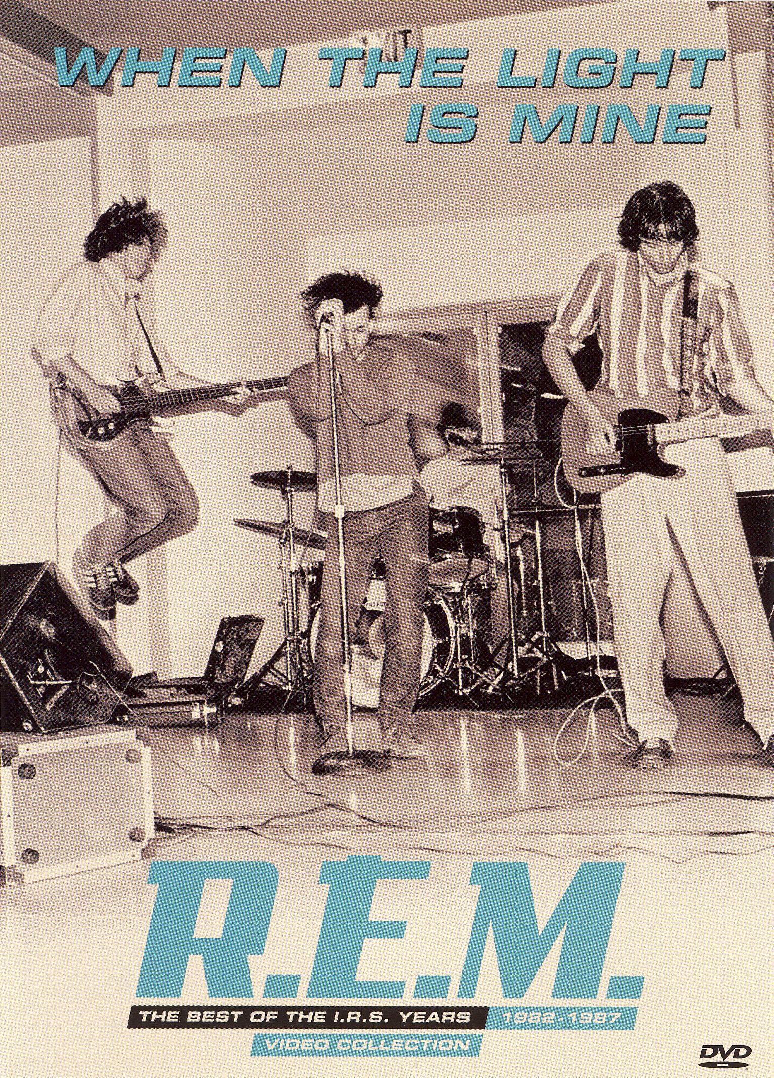 R.E.M.: And I Feel Fine - Best of the I.R.S. Years 1982-1987