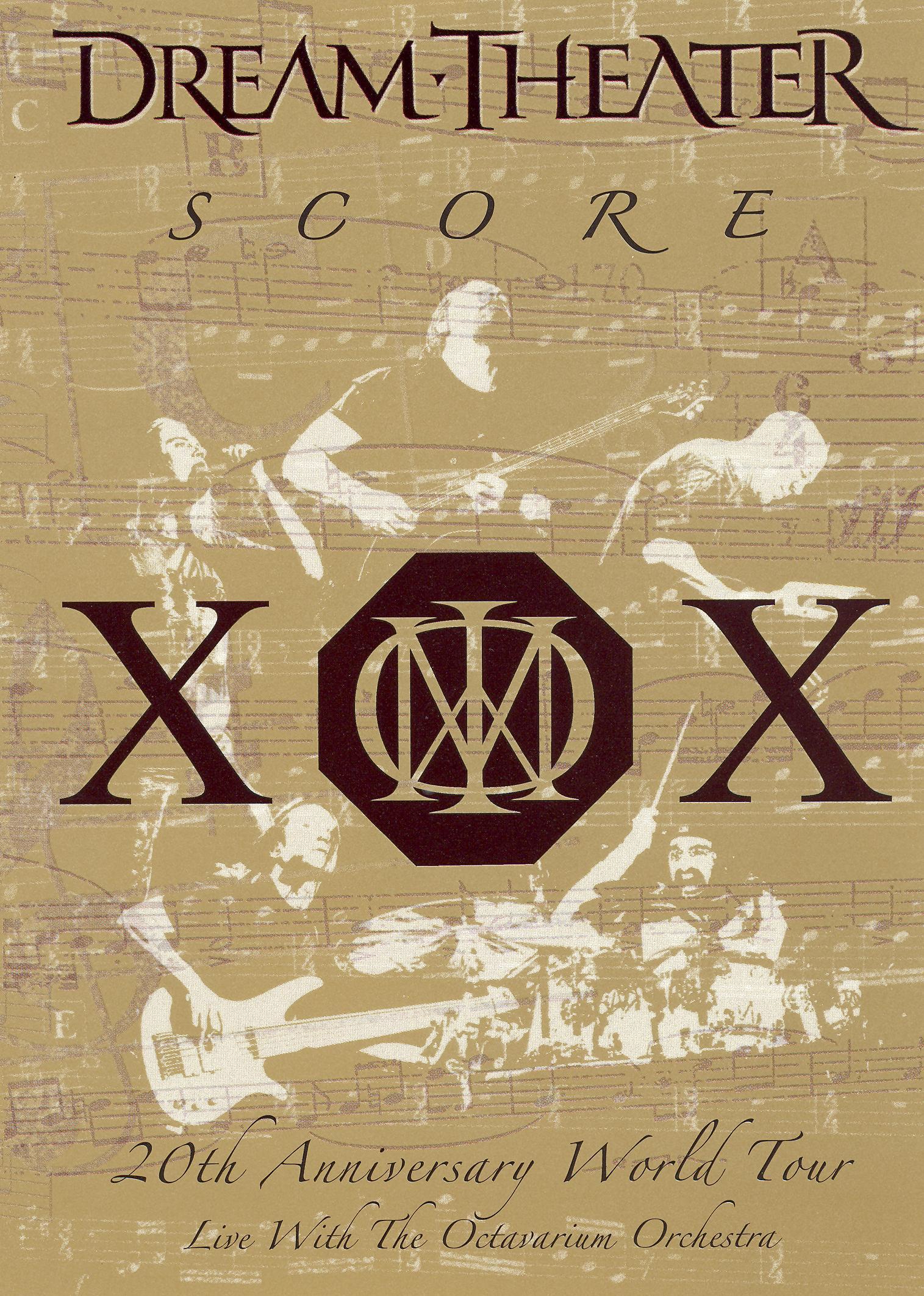 Dream Theater: Score - 20th Anniversary World Tour Live with the Octavarium Orchestra