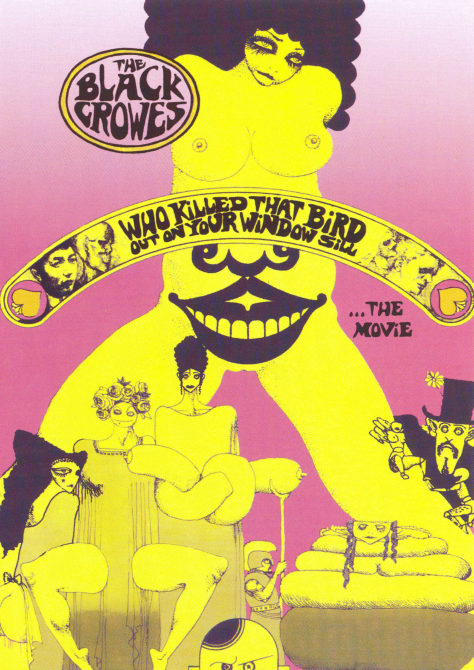 The Black Crowes: Who Killed That Bird Out on Your Window Sill... the Movie