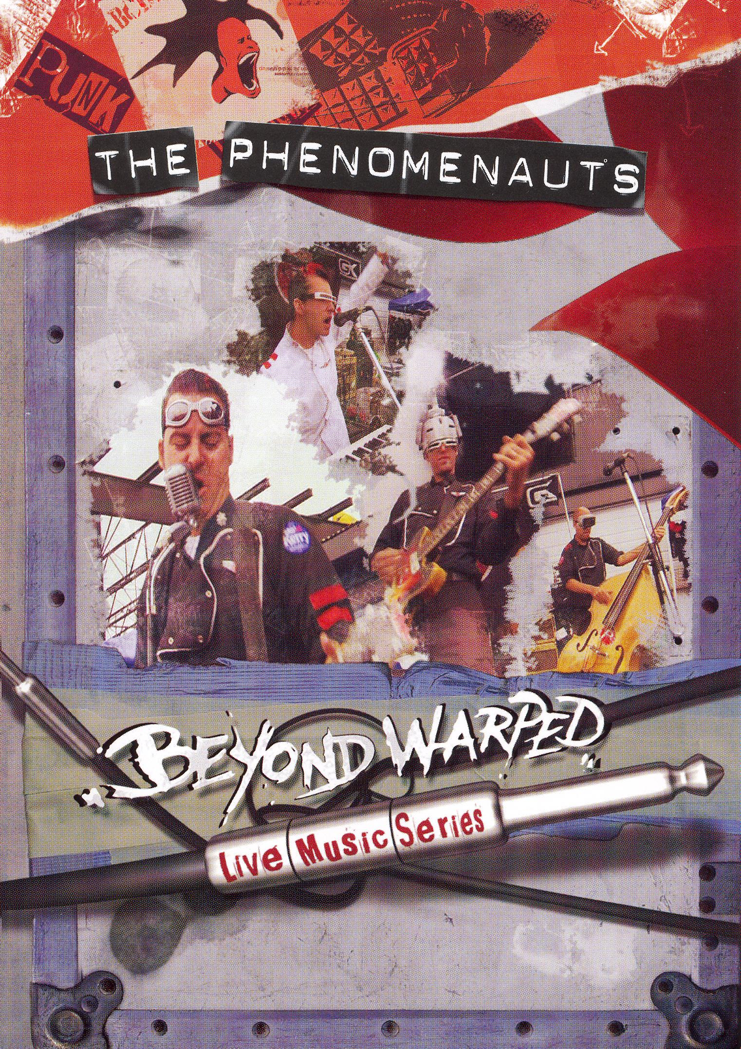Beyond Warped: Phenomenauts