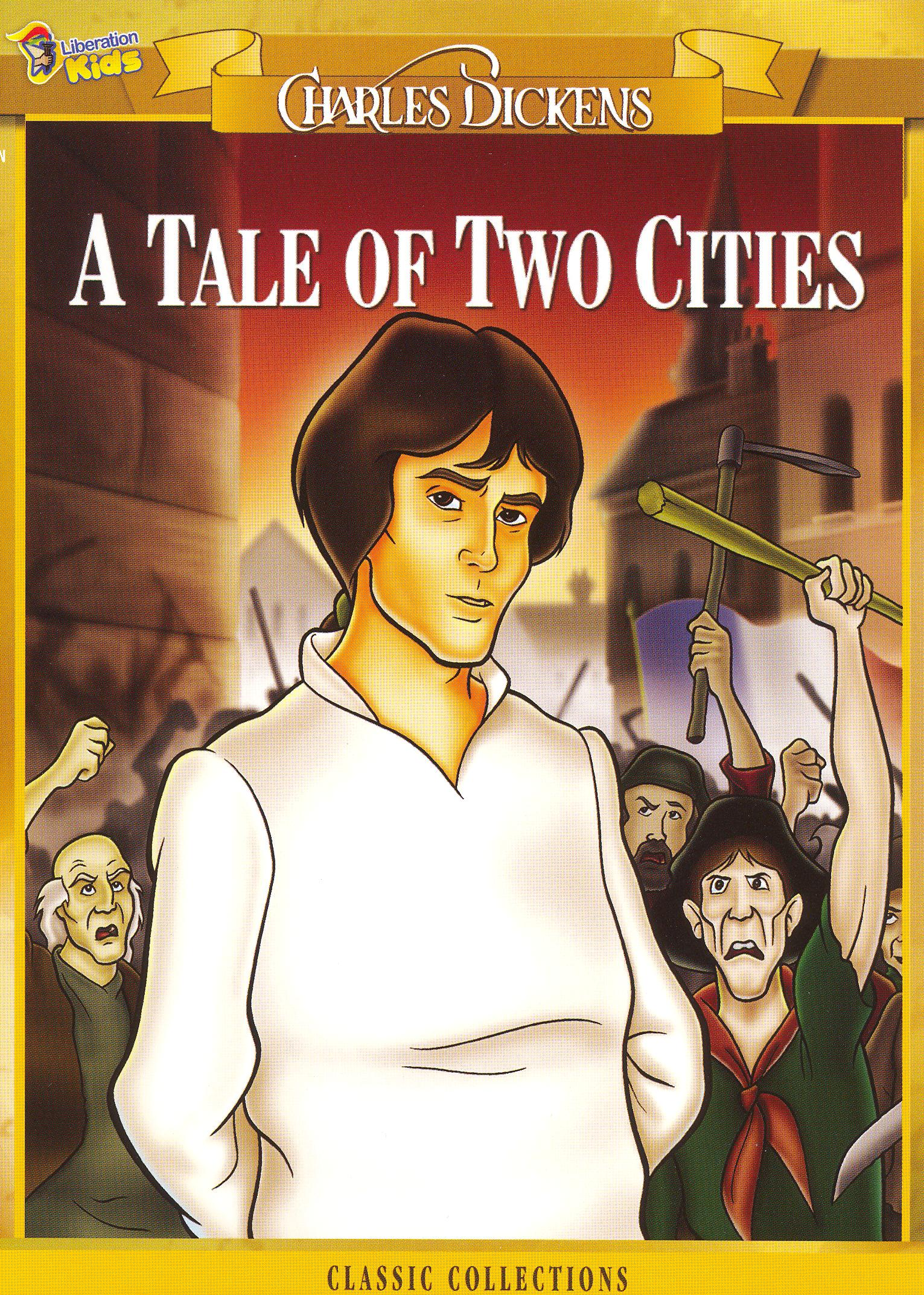 violence romance and suspense in a tale of two cities by charles dickens 712 quotes from a tale of two cities: 'a wonderful fact to reflect upon, that every  human creature is constituted to be that profound secret and mystery.