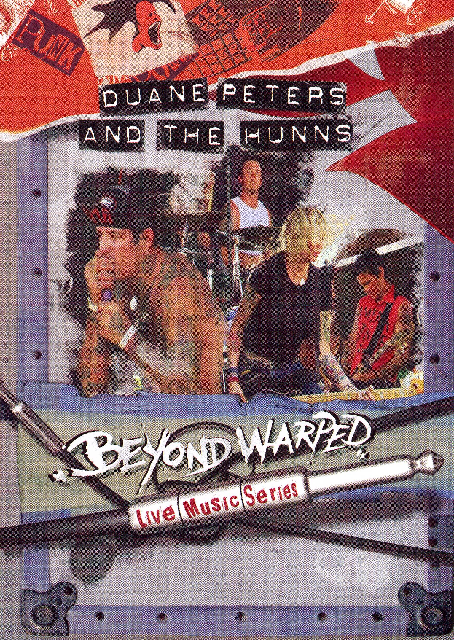 Beyond Warped: Duane Peters and the Huns