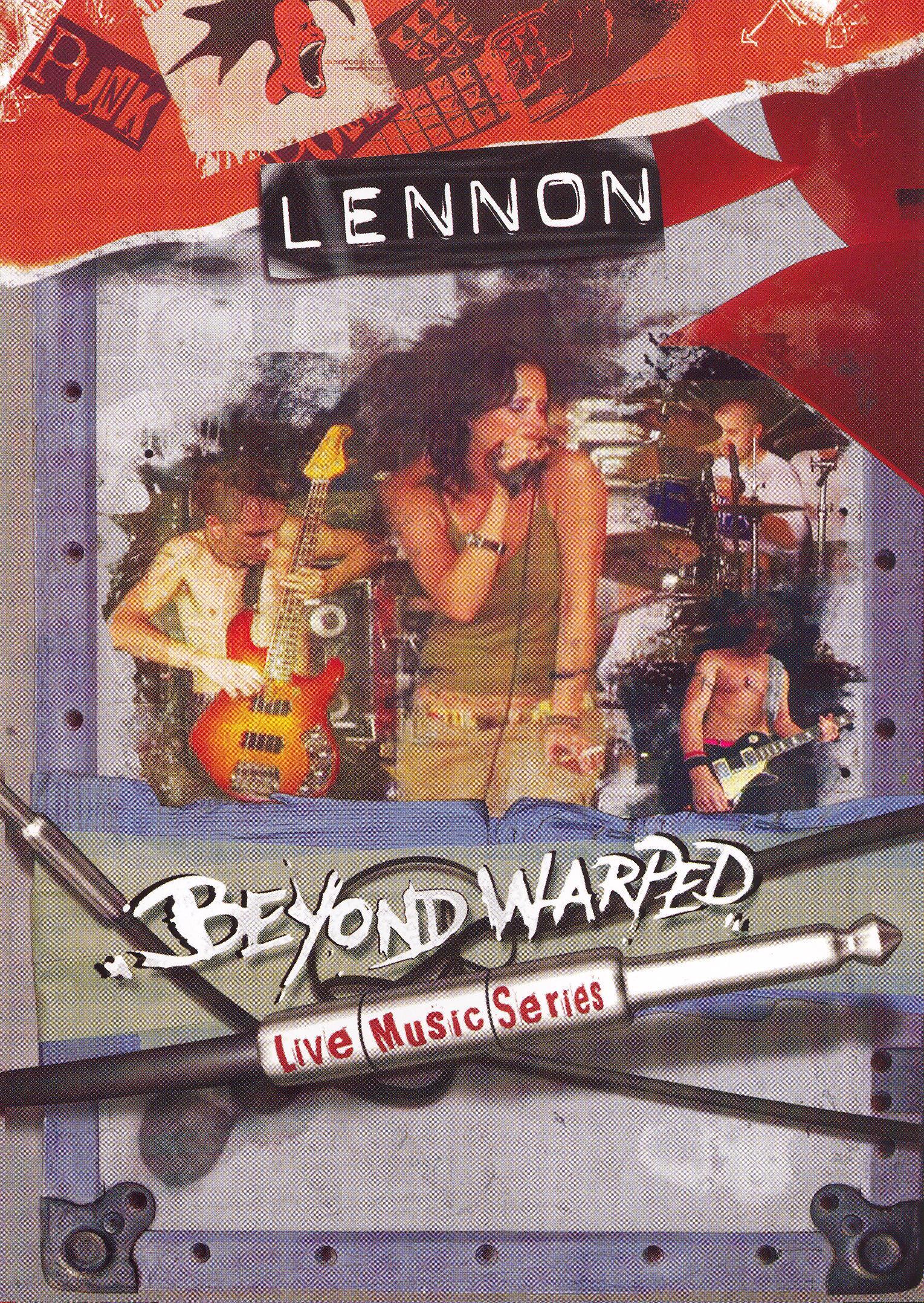 Beyond Warped: Lennon