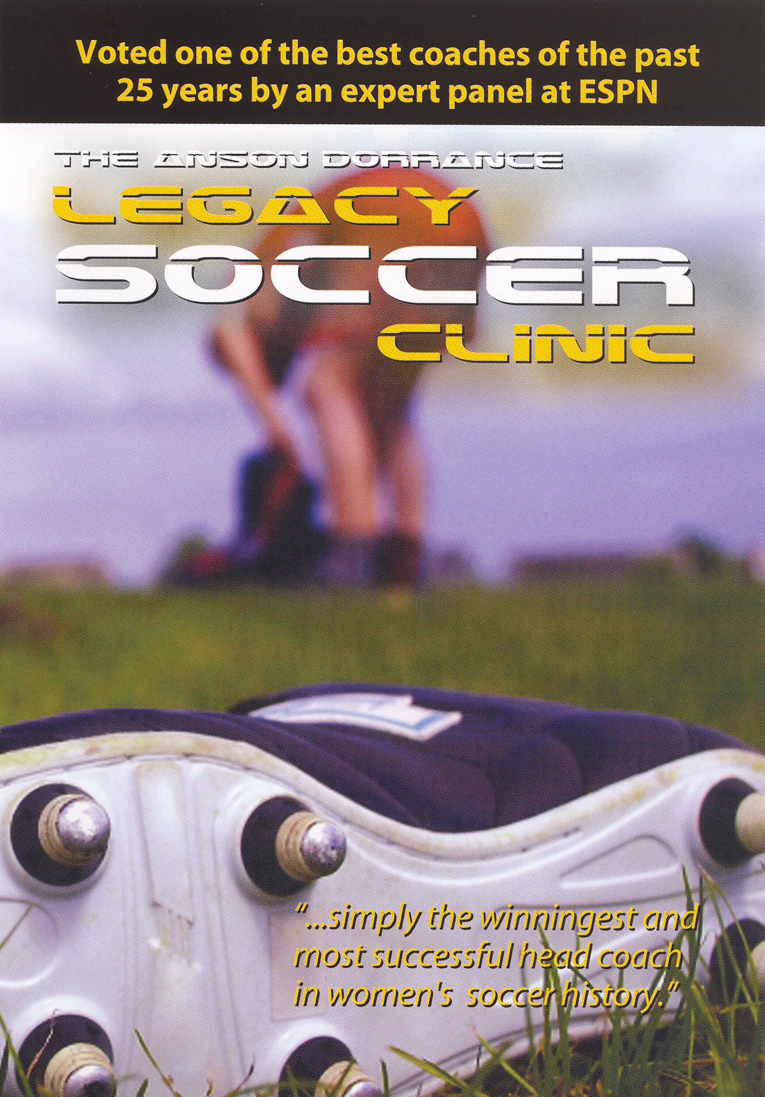 Legacy Soccer Clinic