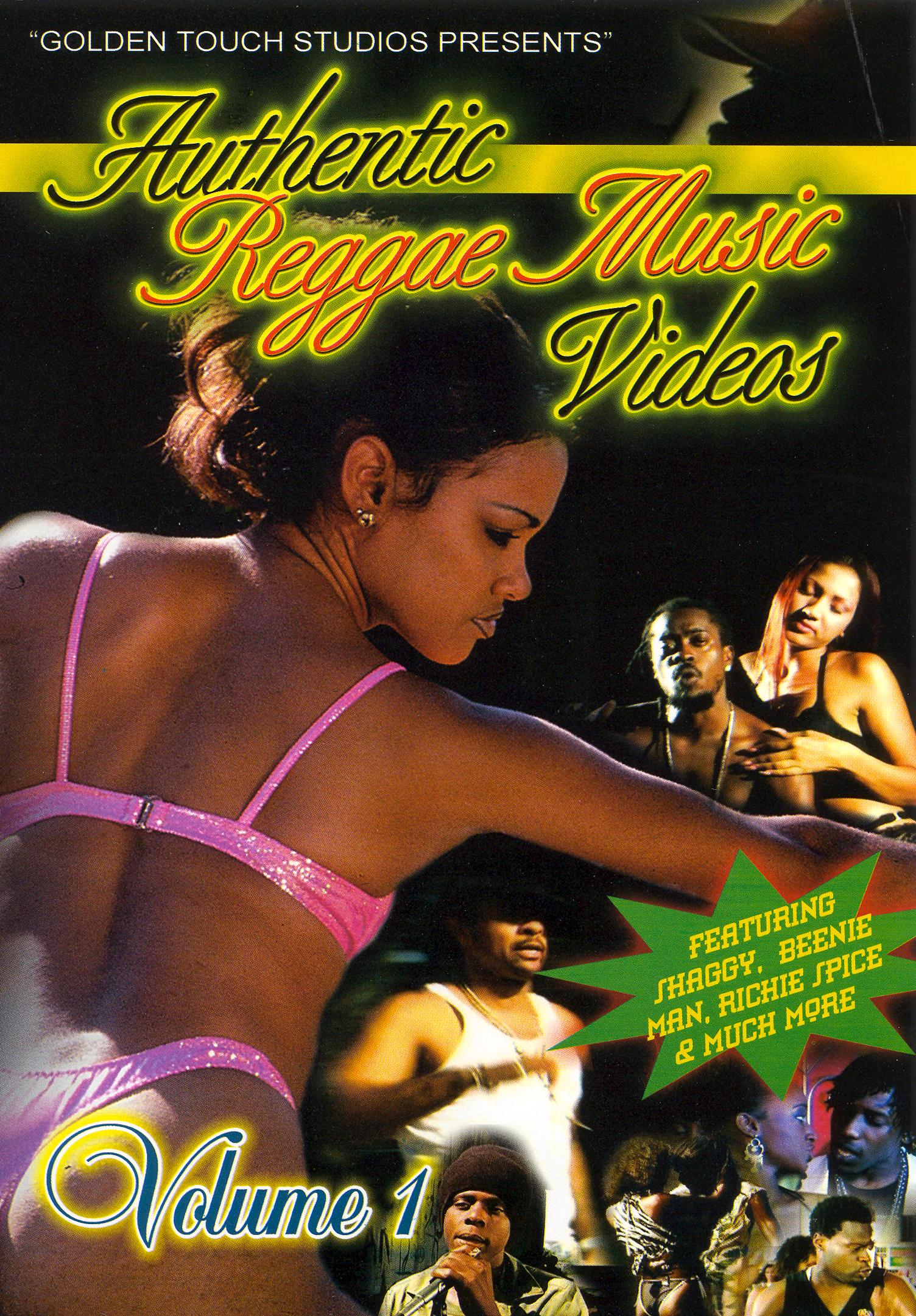 Authentic Reggae Music Videos, Vol. 1