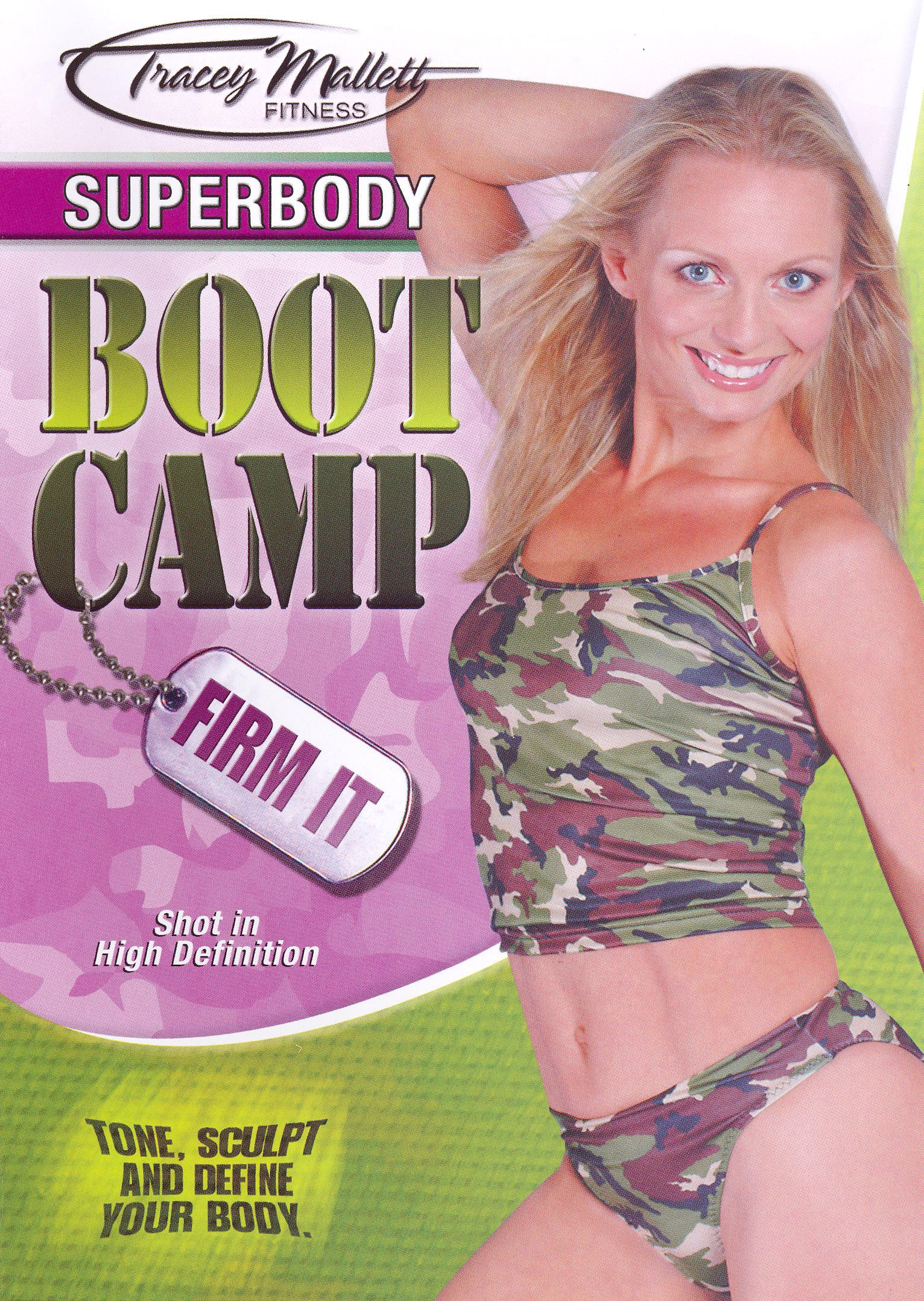 Superbody Boot Camp: Firm It