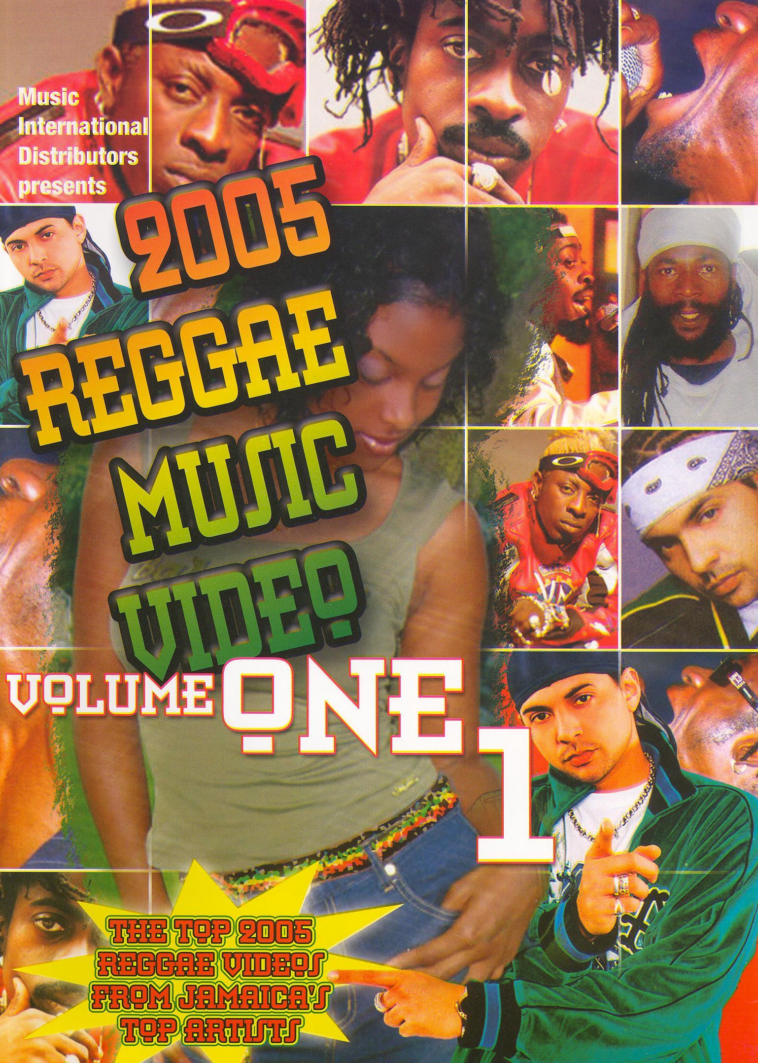 2005 Reggae Music Video, Vol. 4