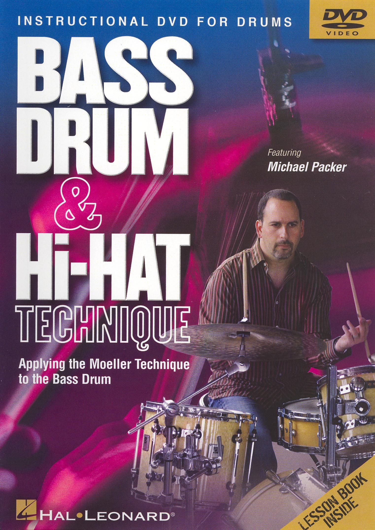 Michael Packer: Bass Drum and Hi-Hat Technique