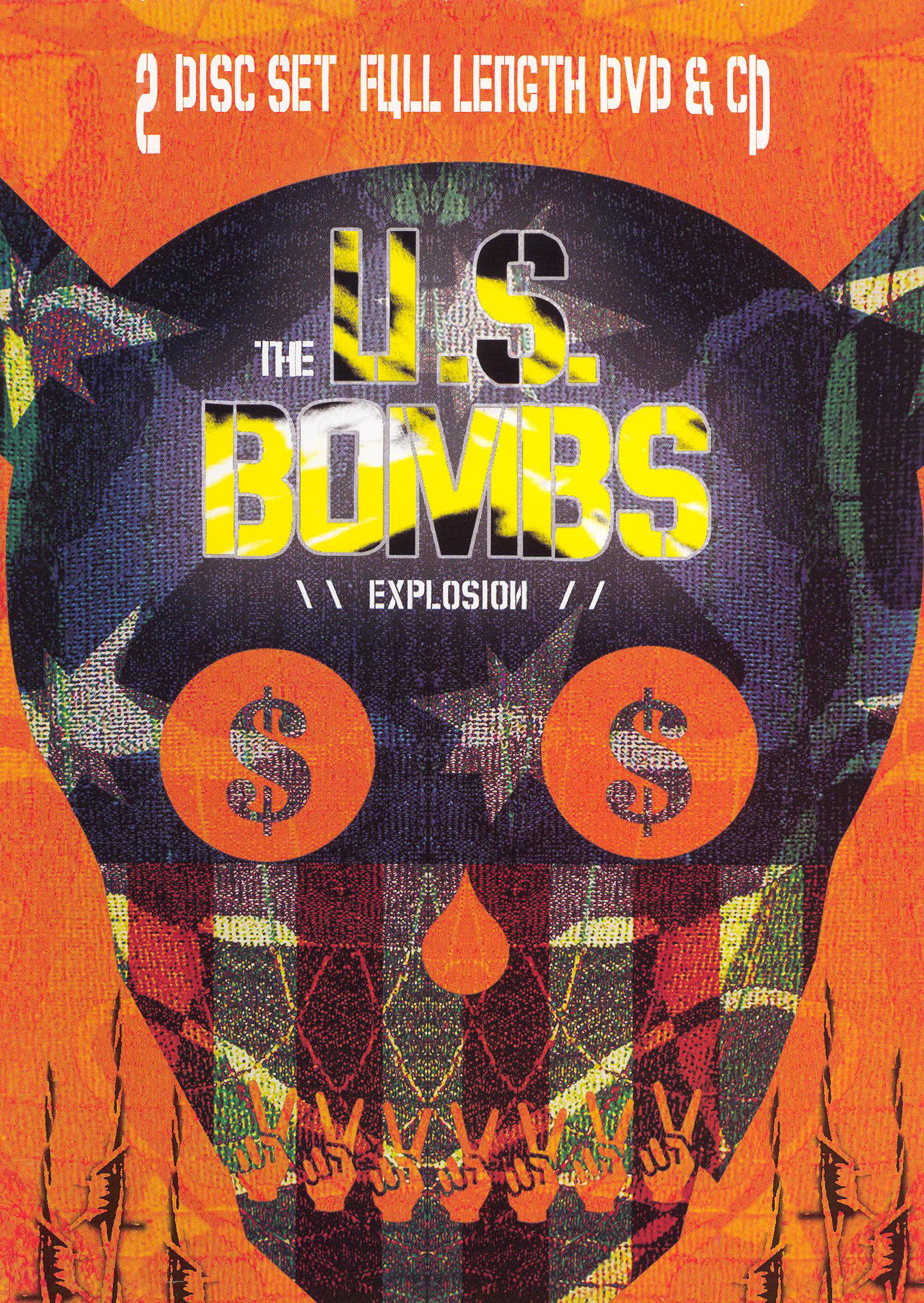 U.S. Bombs: The Explosion