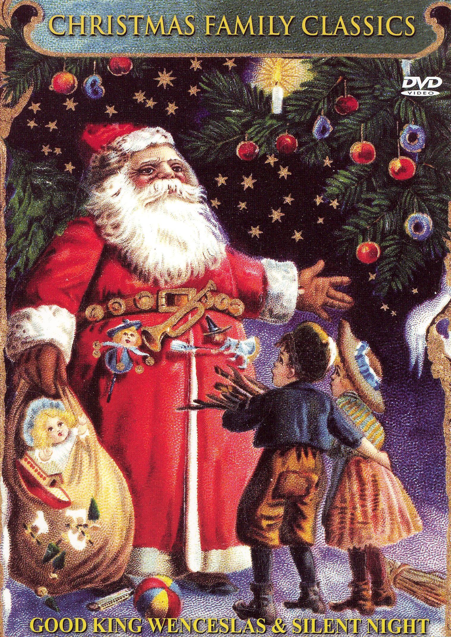 Children's Family Classics: Good King Wenceslas & Silent Night