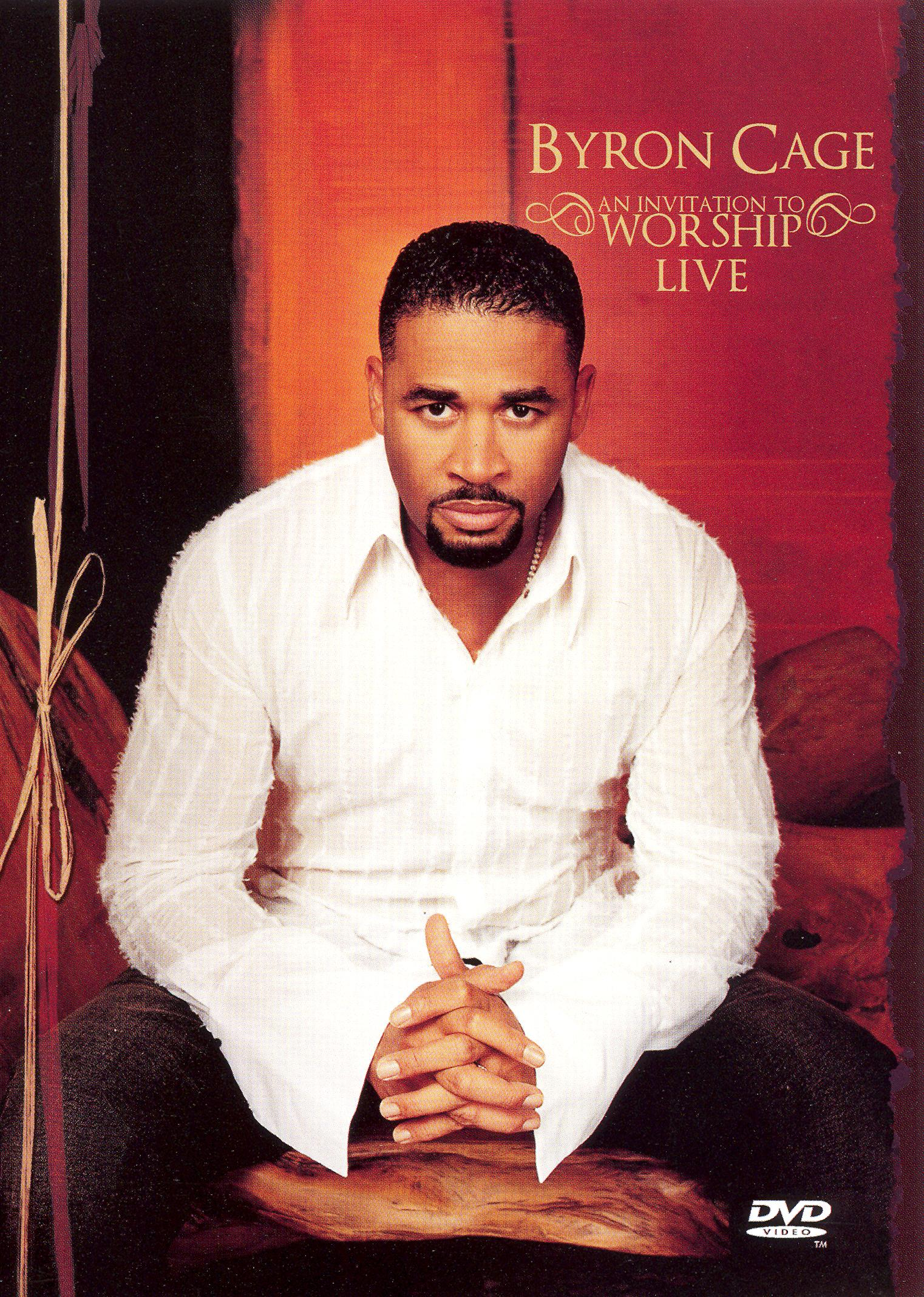 Byron Cage: An Invitation to Worship Live