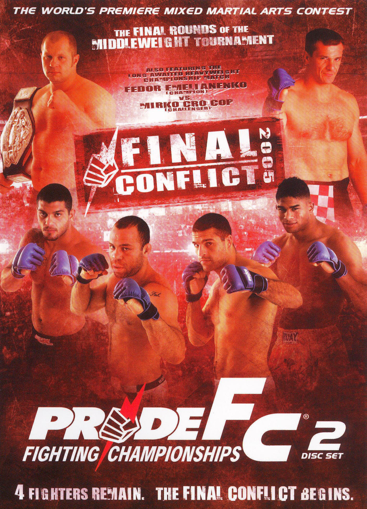 Pride Fighting Championships: Final Conflict 2005