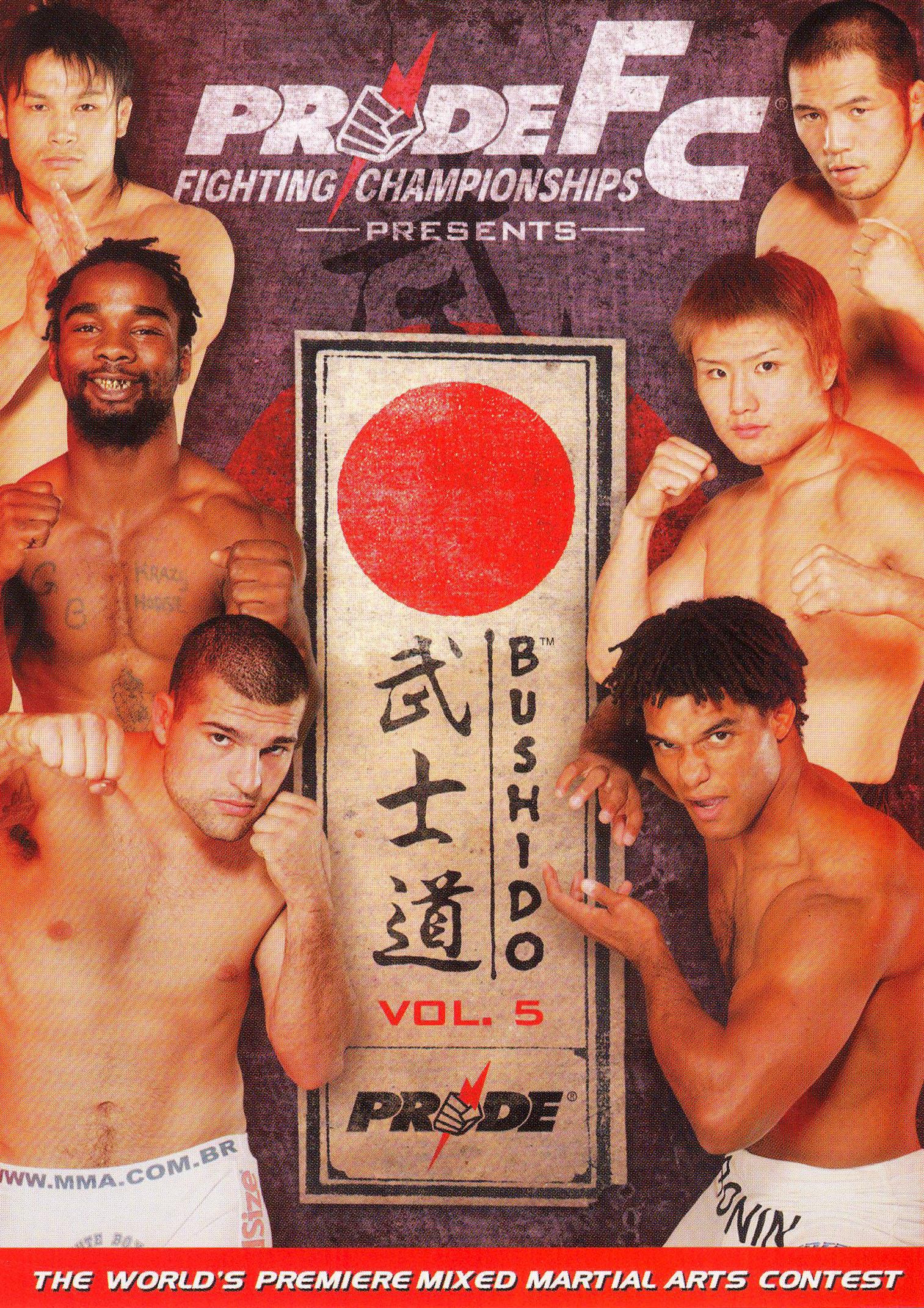 Pride Fighting Championships: Bushido, Vol. 5