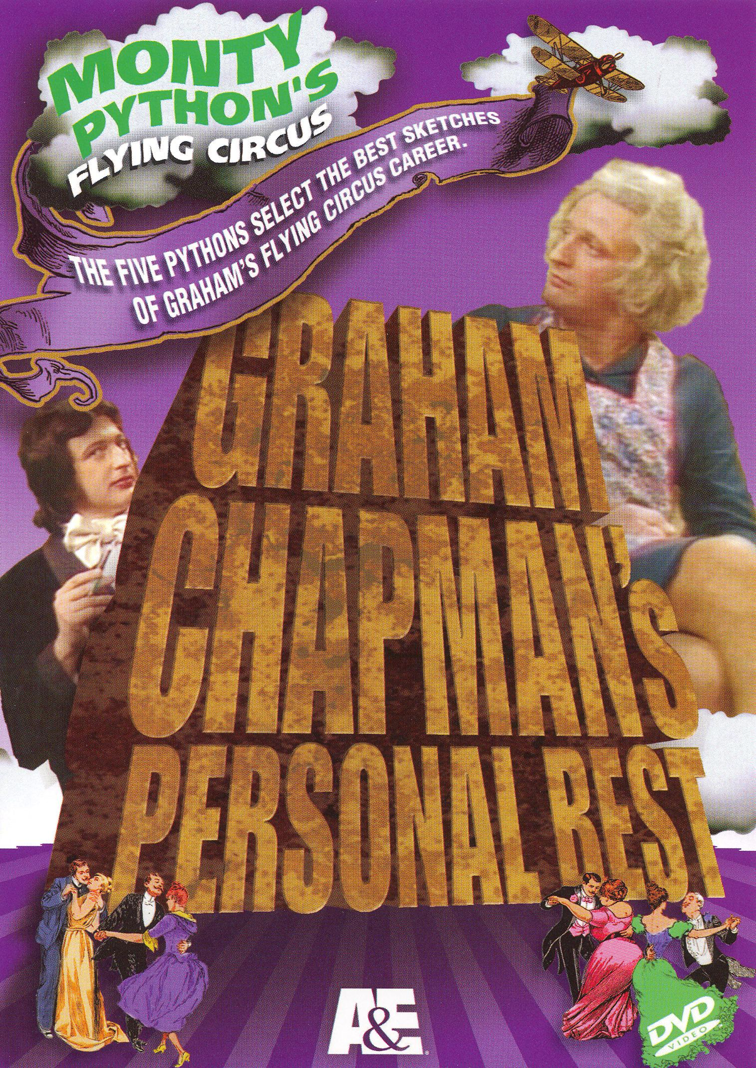 Monty Python's Flying Circus: Graham Chapman's Personal Best