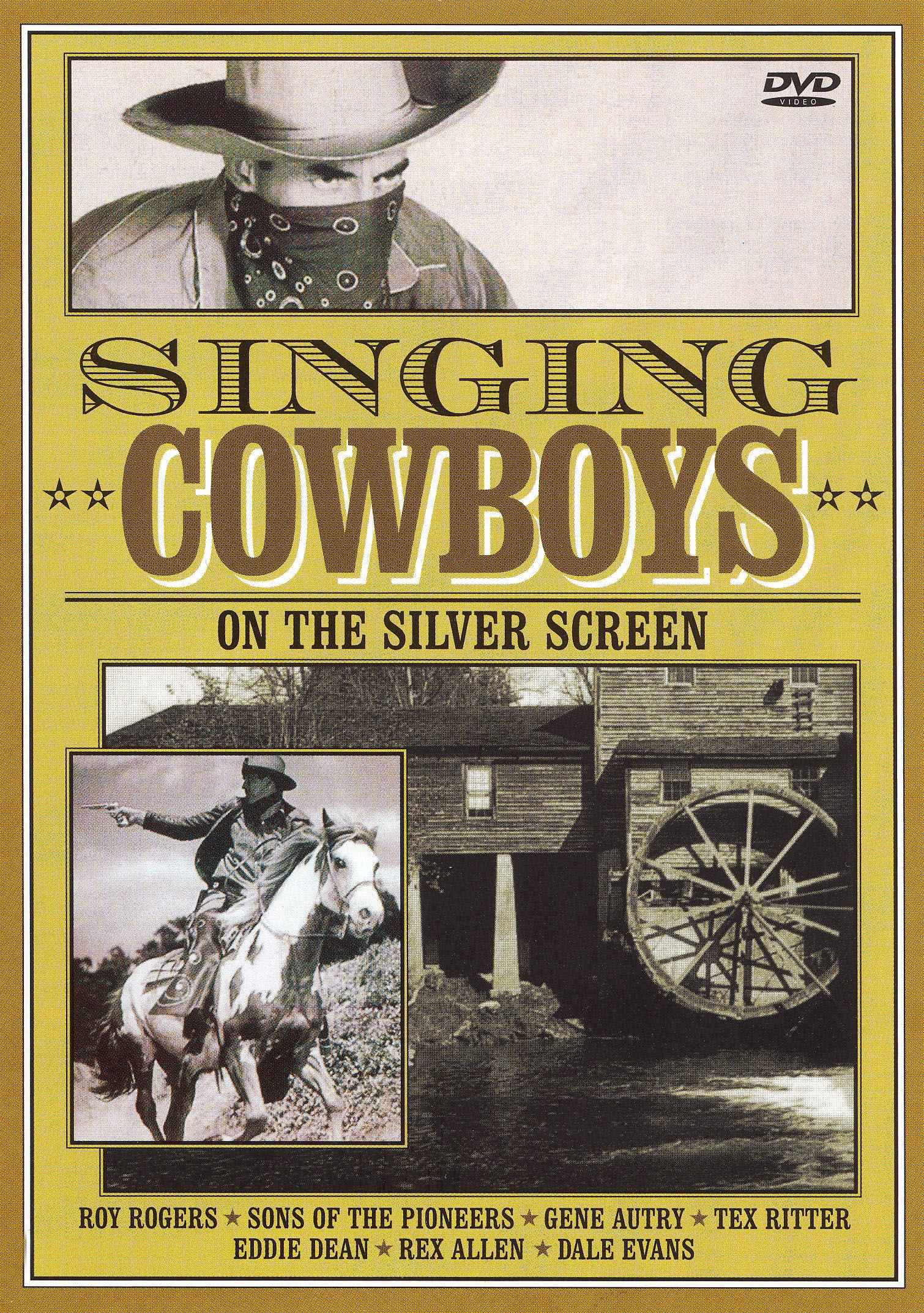 Singing Cowboys on the Silver Screen