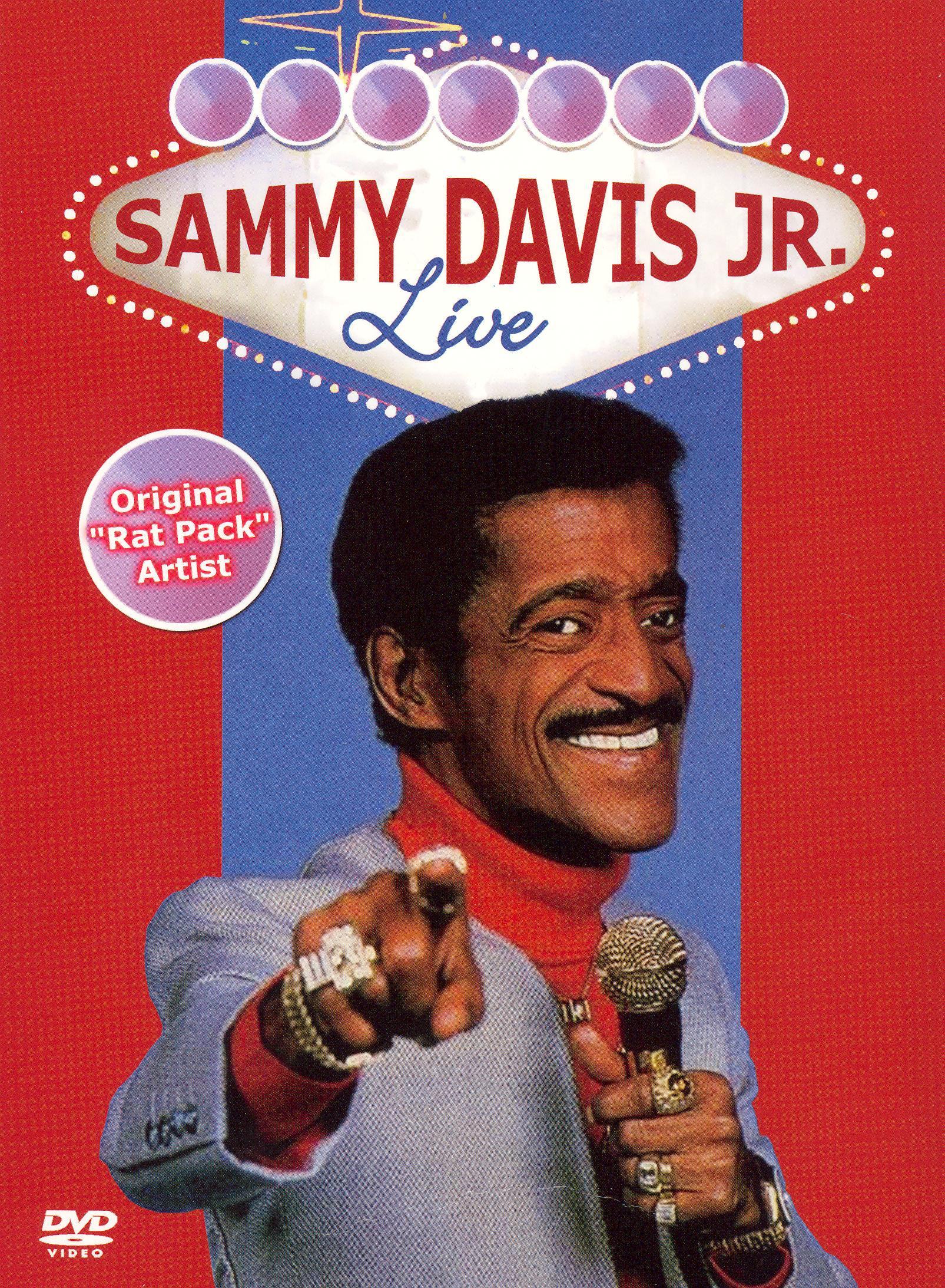 Sammy Davis, Jr. Live