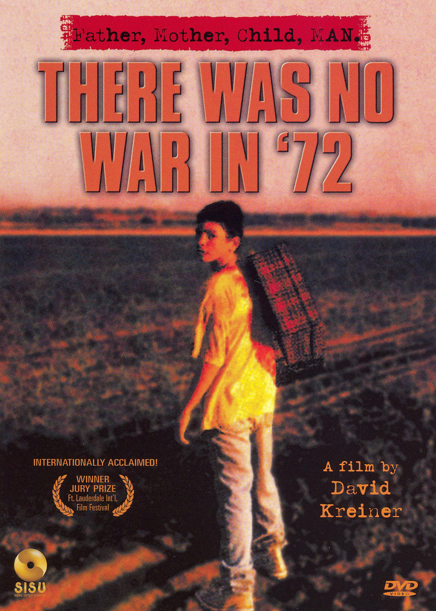 There Was No War in '72