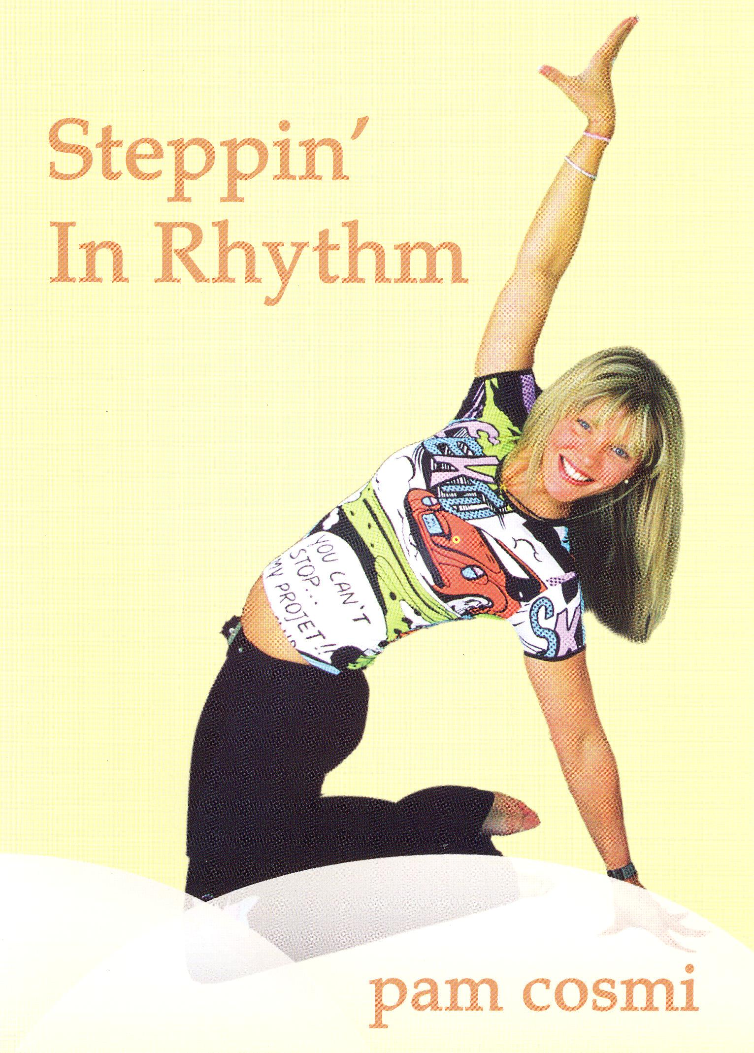 Pam Cosmi: Steppin' in Rhythm