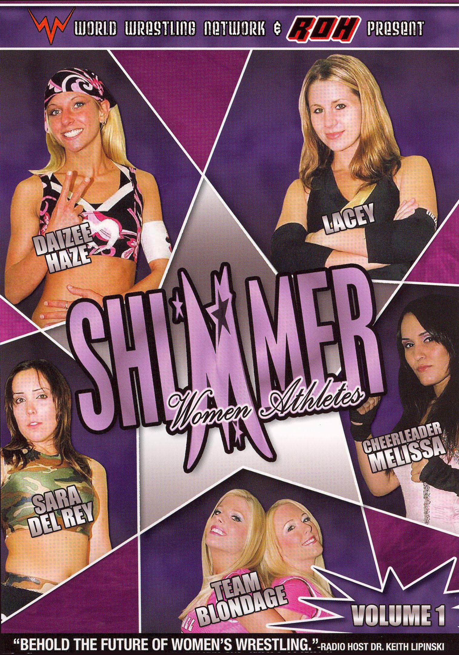 World Wrestling Network Presents: FIP - Shimmer, Vol. 1