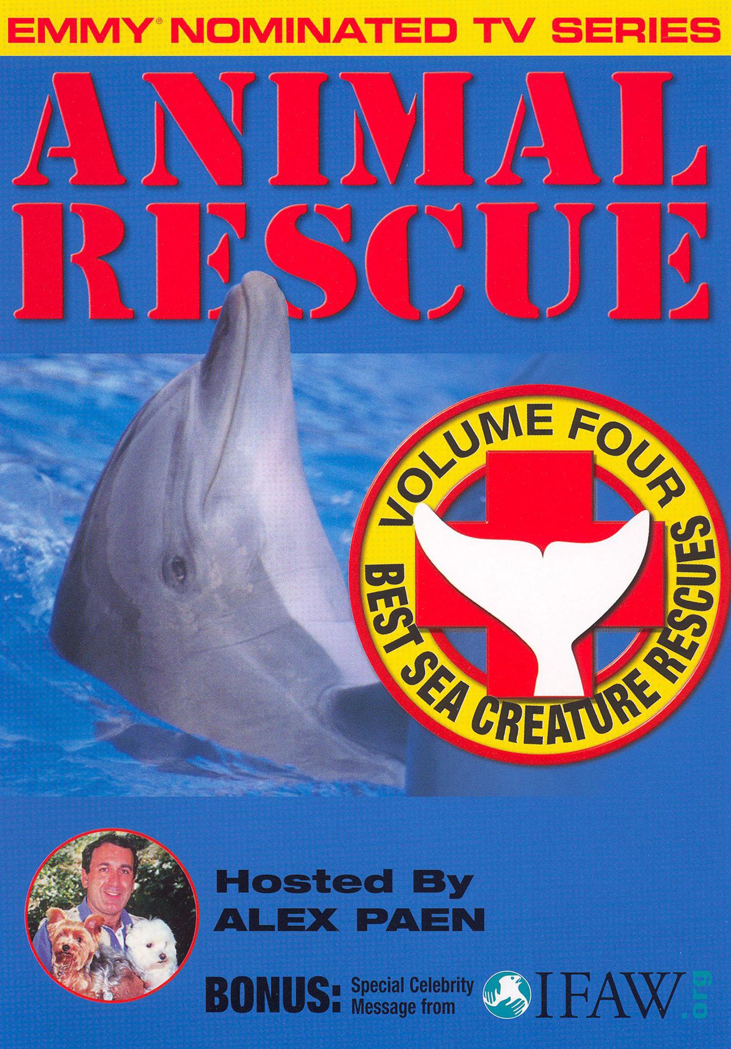 Animal Rescue, Vol. 4: Best Sea Creature Rescues