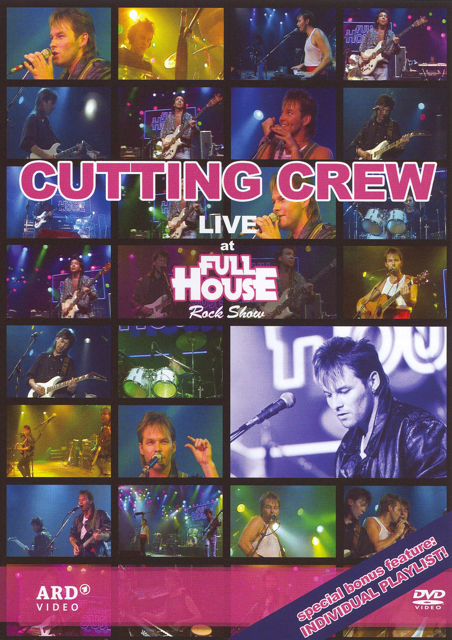 Cutting Crew: Live at Full House
