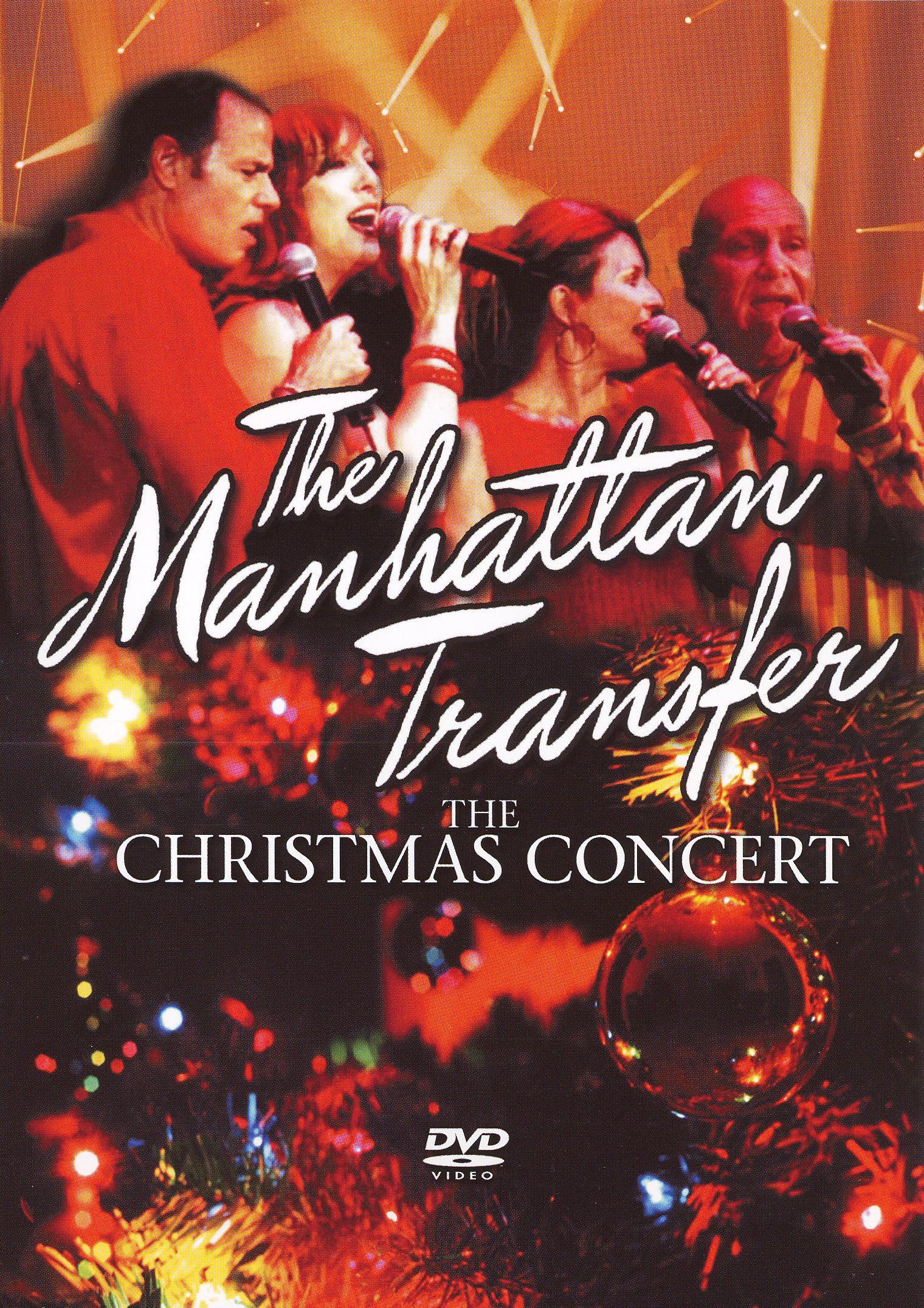 Manhattan Transfer Christmas