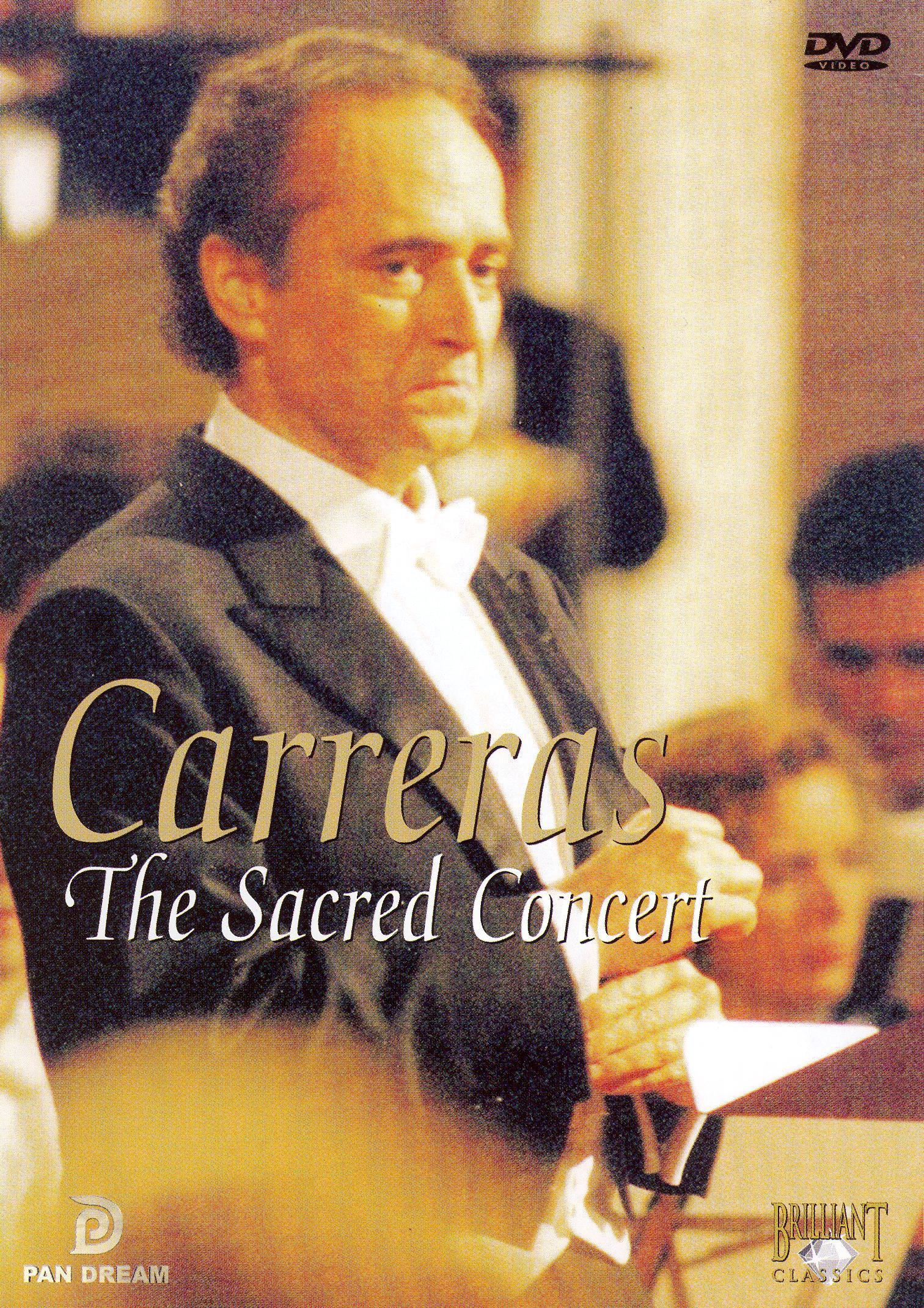 Jose Carreras: The Sacred Concert