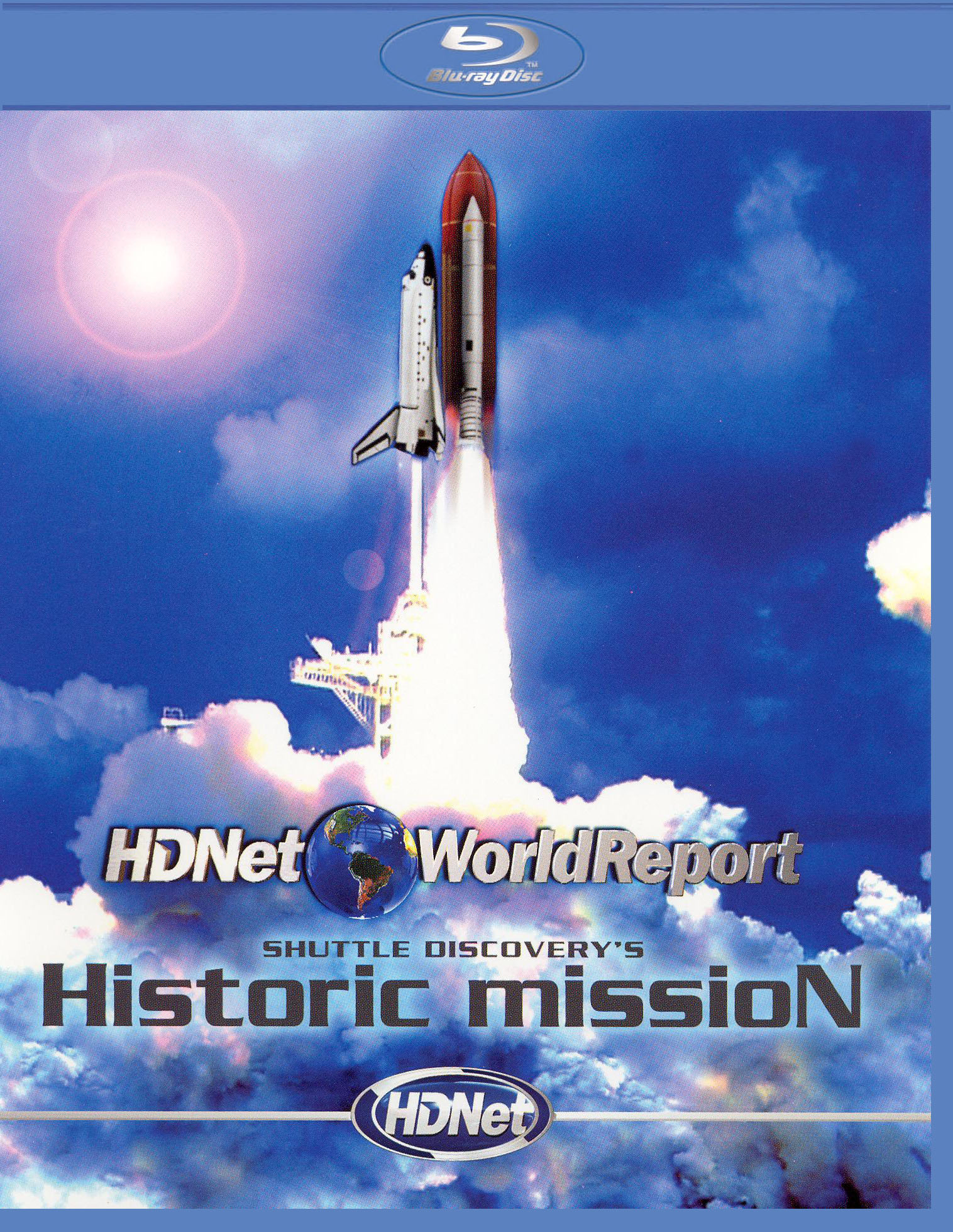 HDNet World Report Special: Shuttle Discovery's Historic Mission