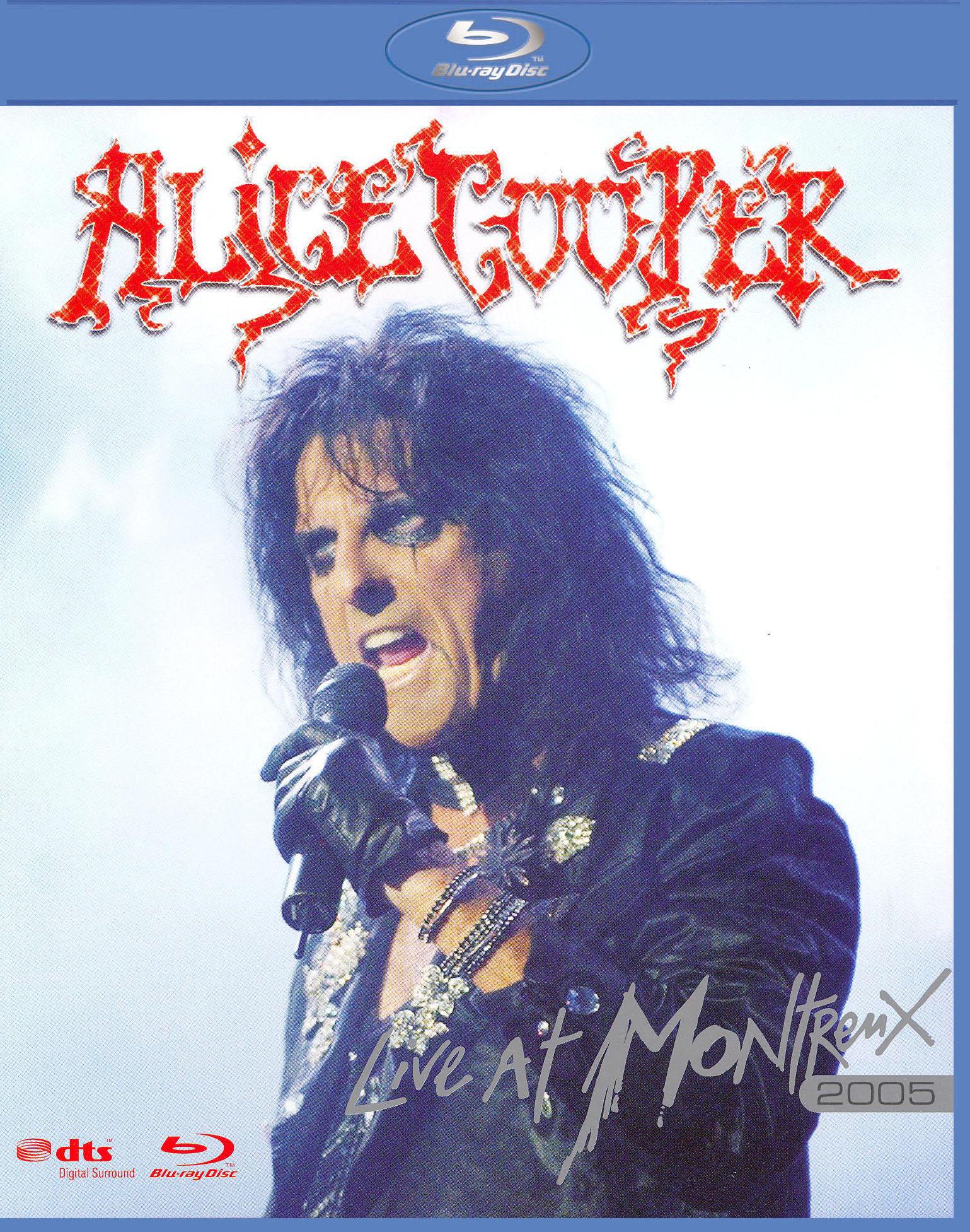 Alice Cooper: Live at Montreux, 2005