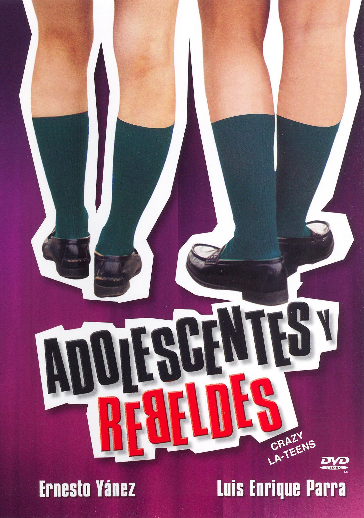 Adolescentes y Rebeldes